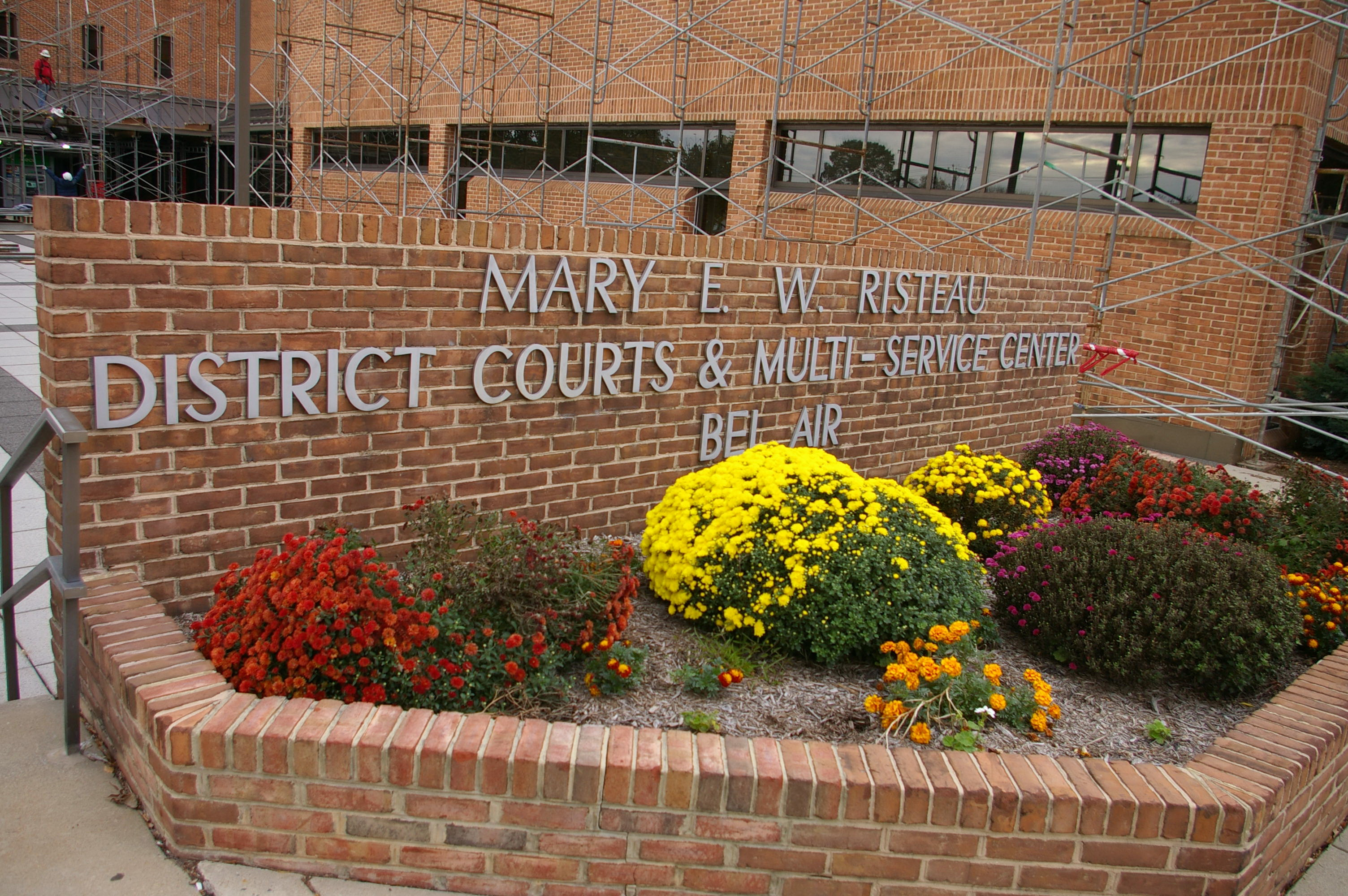 Harford County Us Courthouses