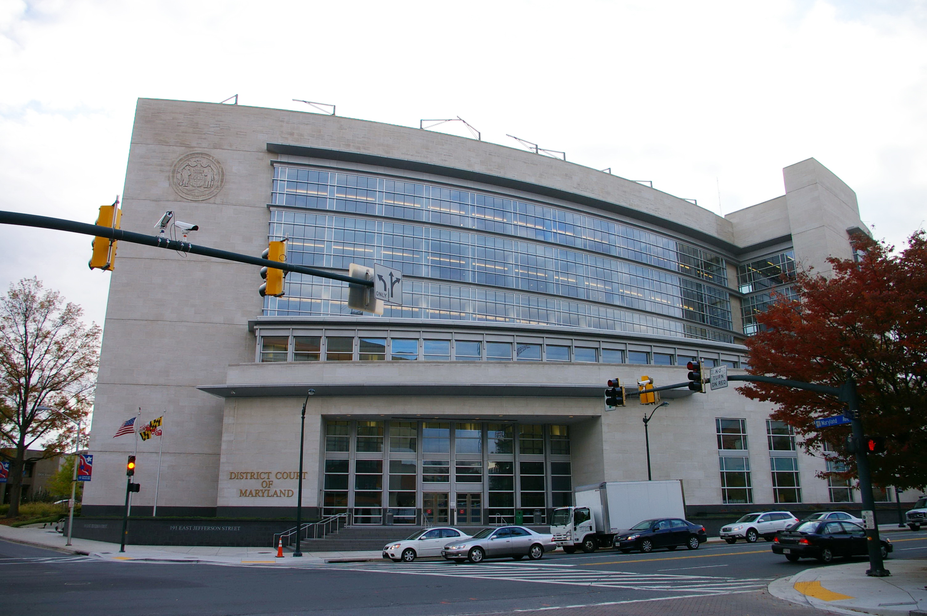 Montgomery County Us Courthouses