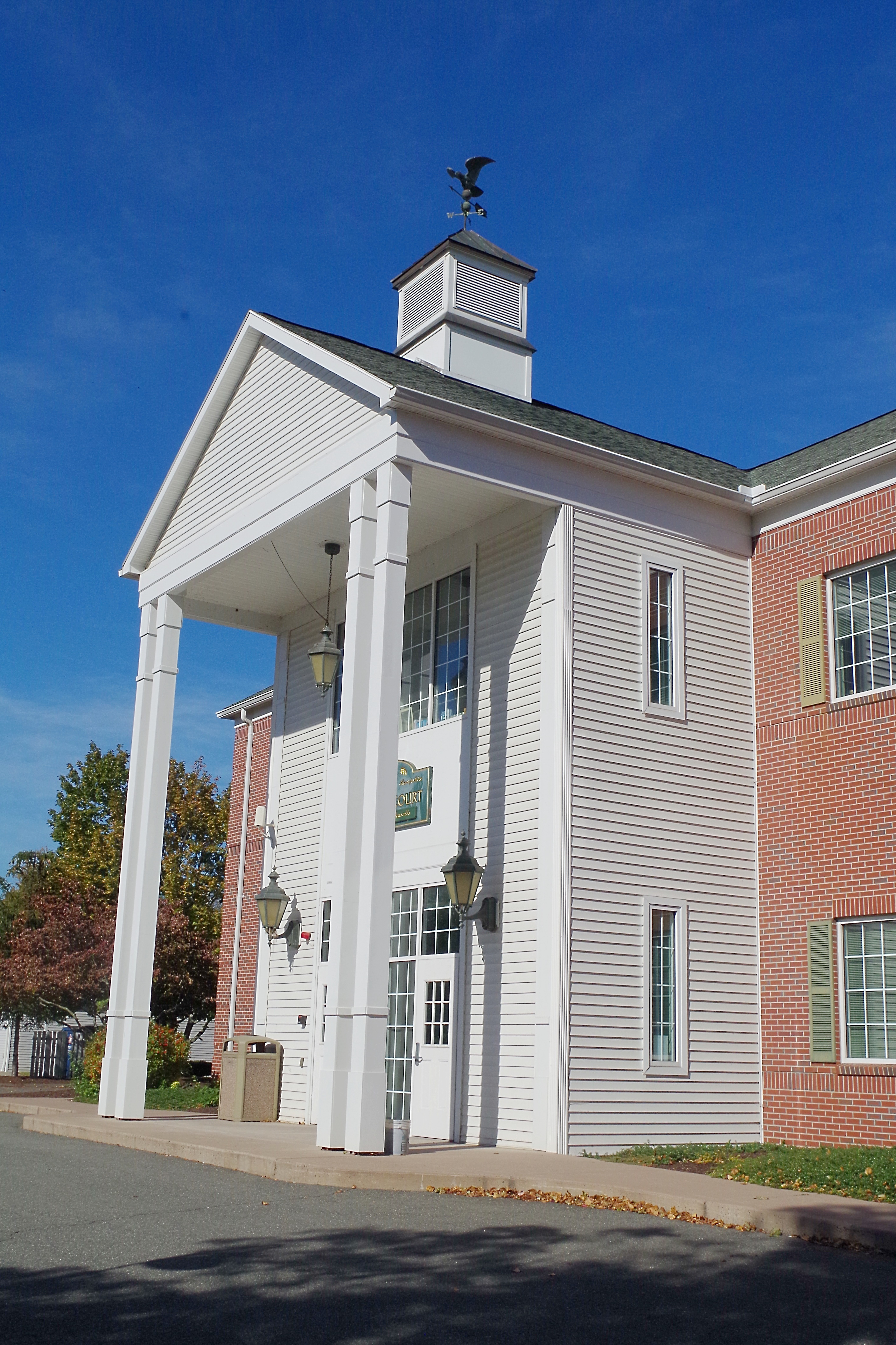 Hampshire County Hadley Us Courthouses