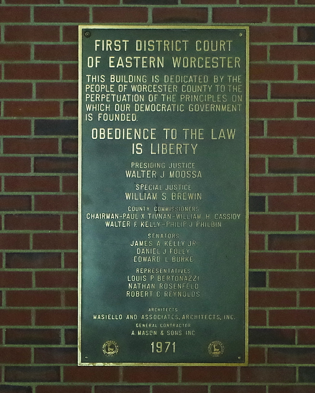 Worcester – Westborough | US Courthouses