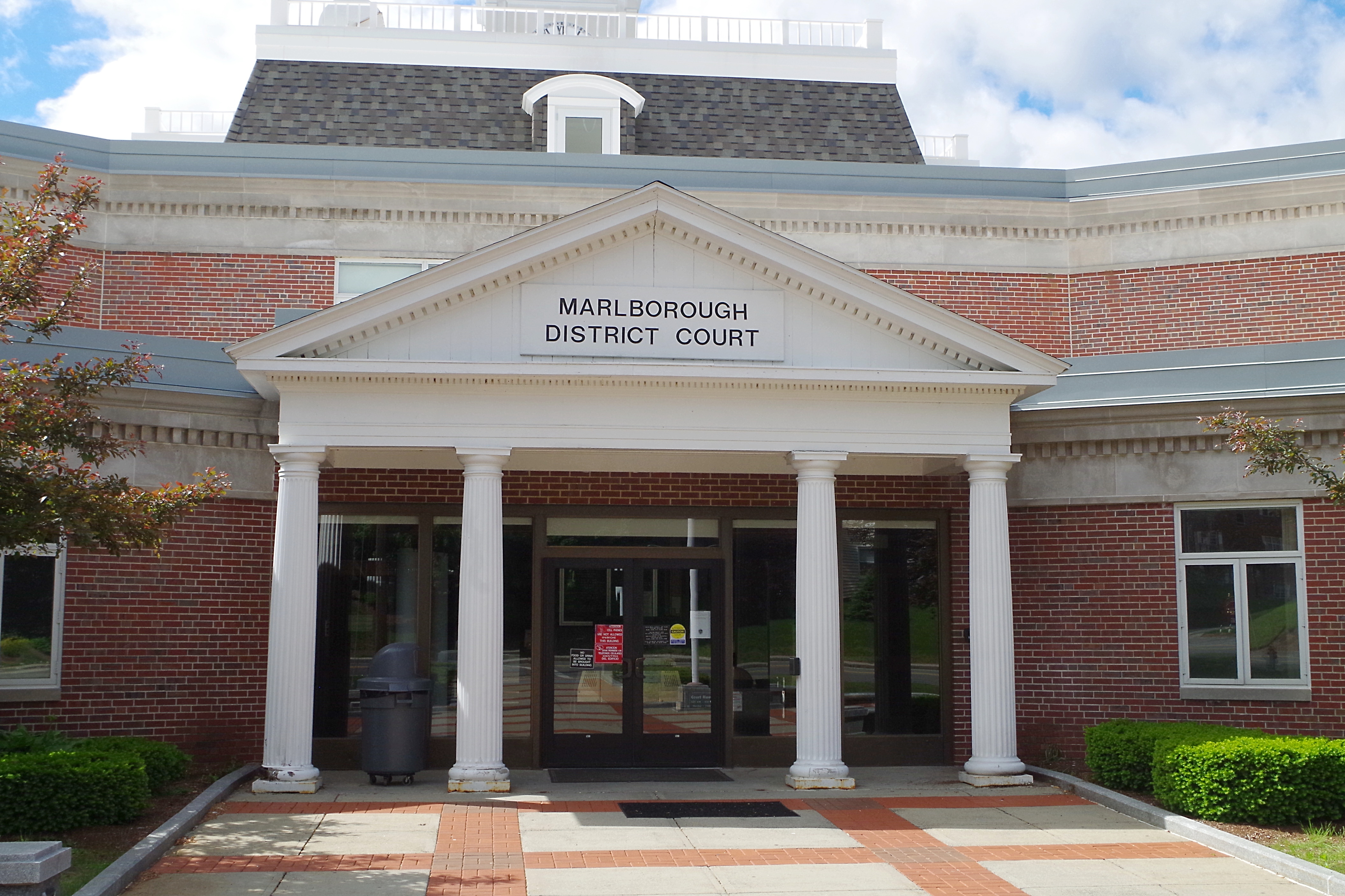 Middlesex County Marlborough Us Courthouses