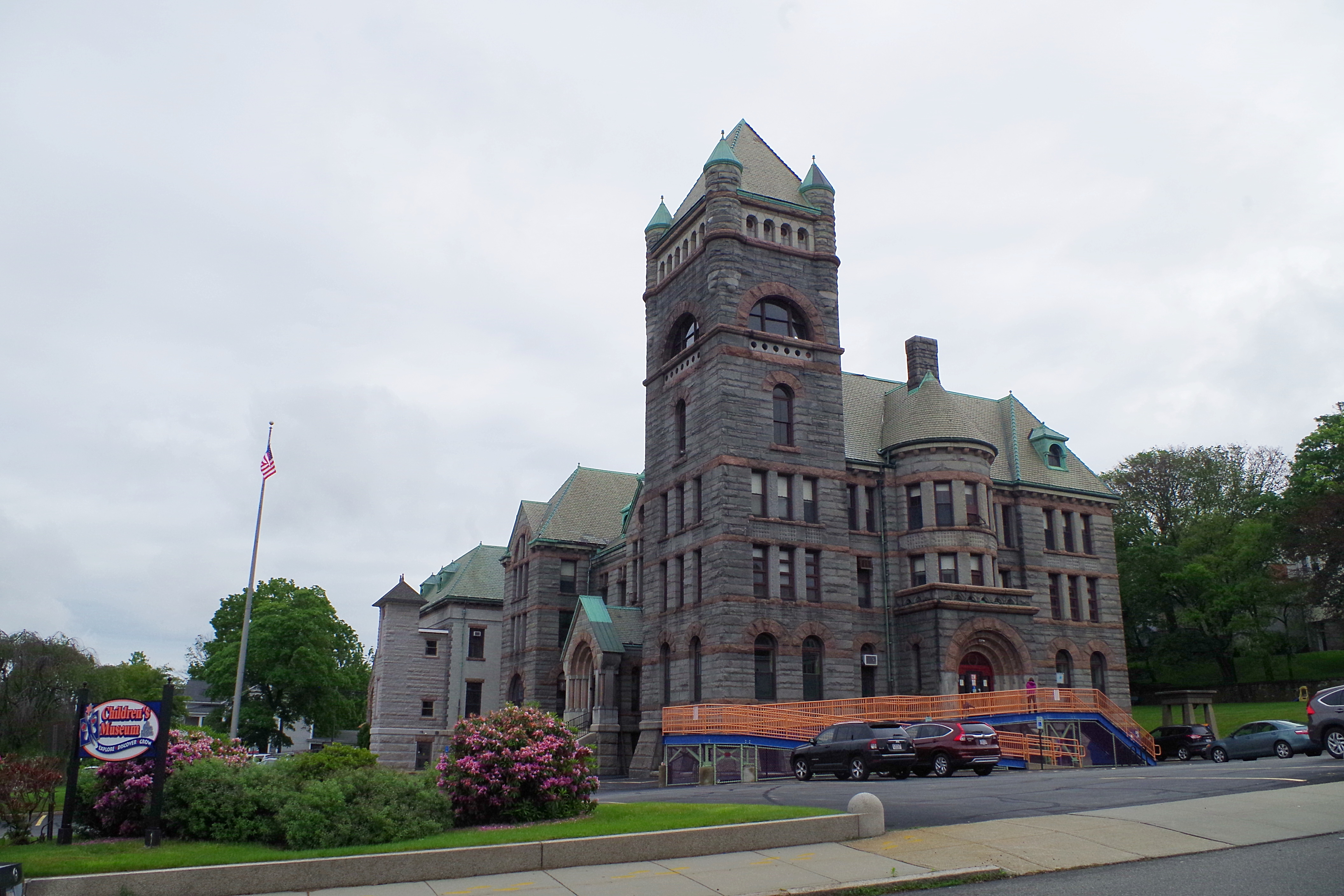 Bristol County – Fall River  US Courthouses