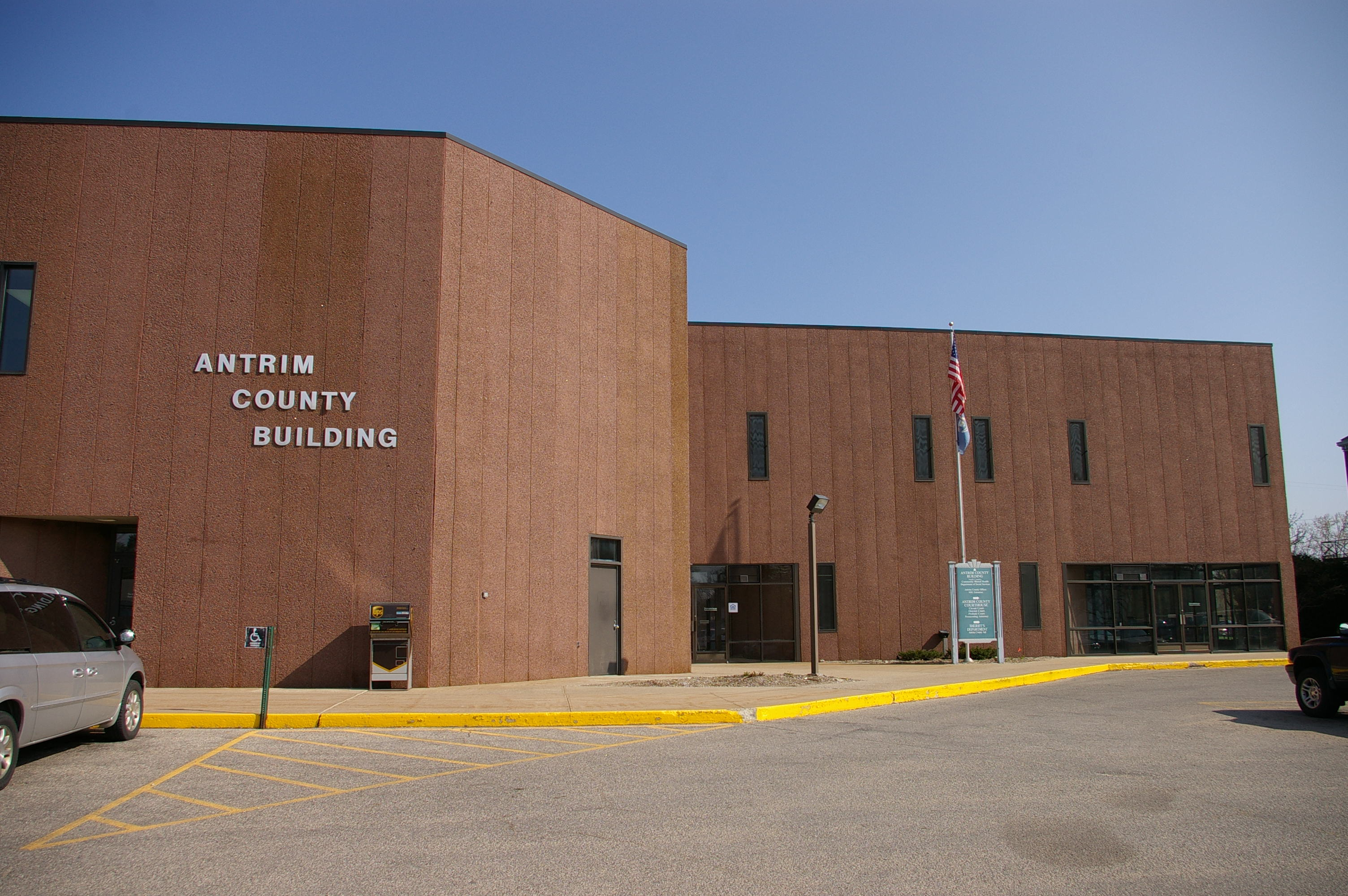 Antrim County Us Courthouses