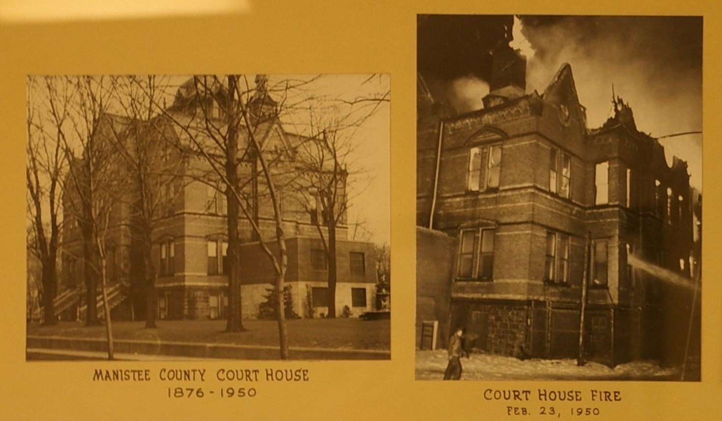 Manistee County Us Courthouses