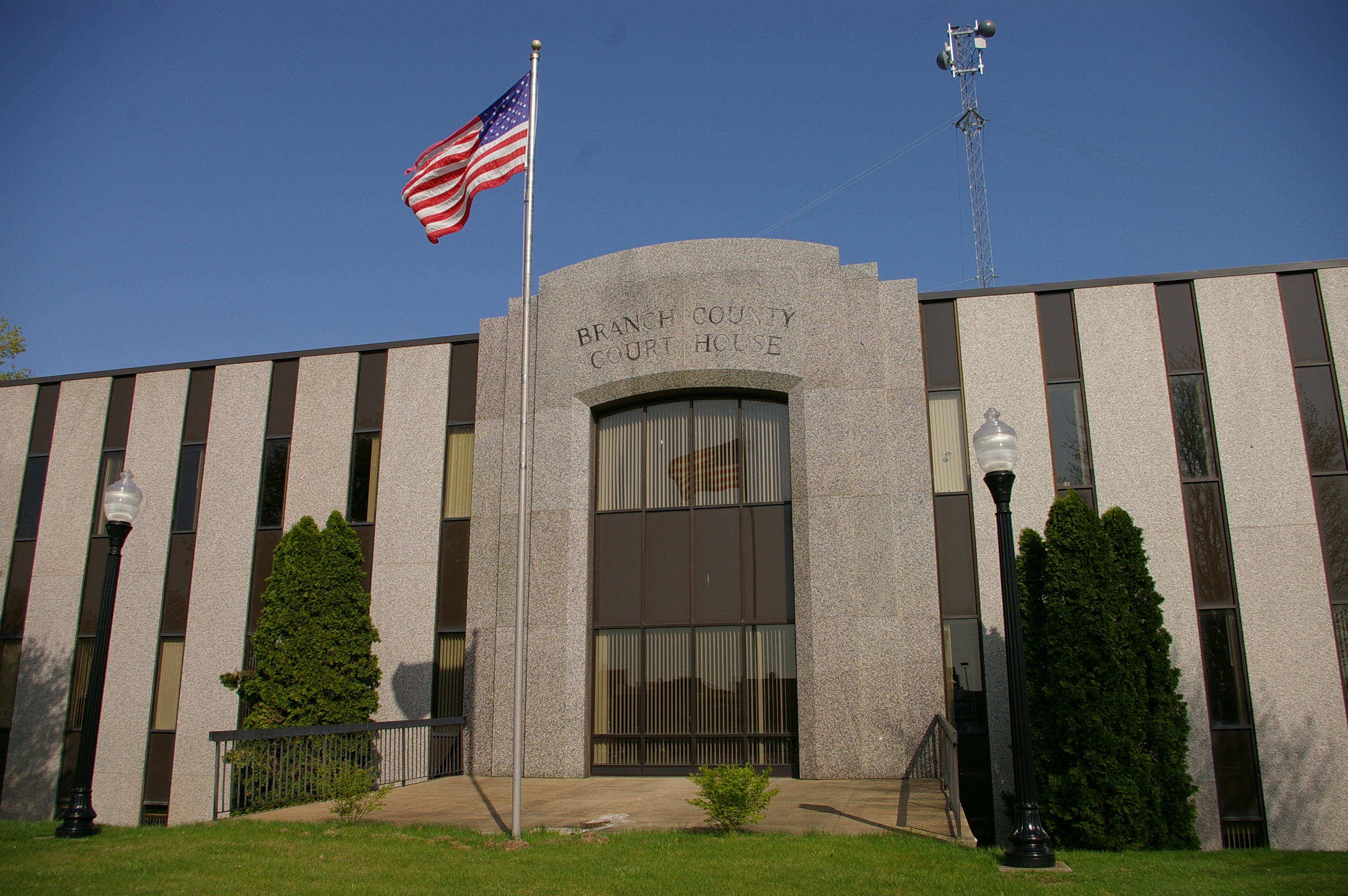 Branch County Us Courthouses