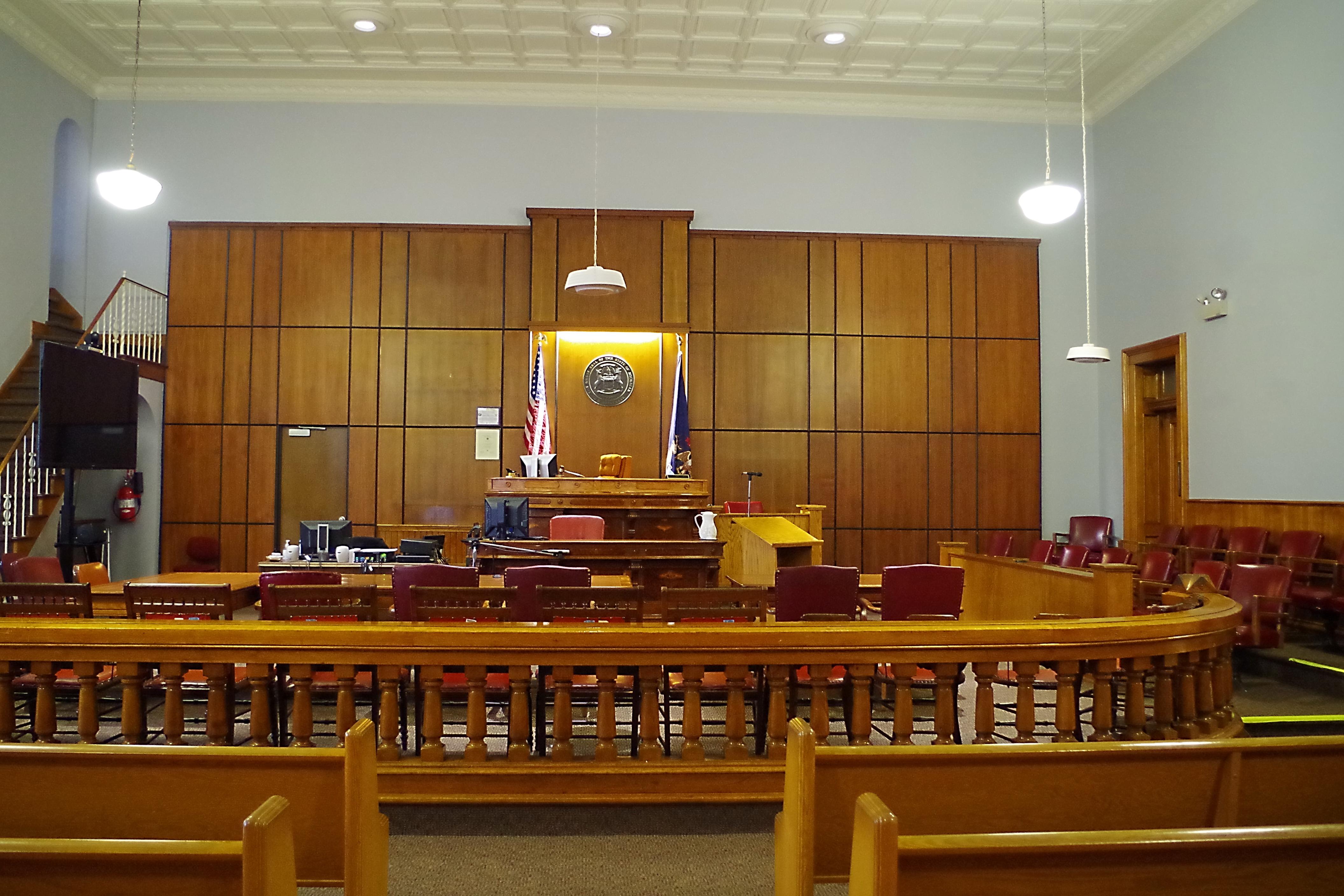 Monroe County Us Courthouses