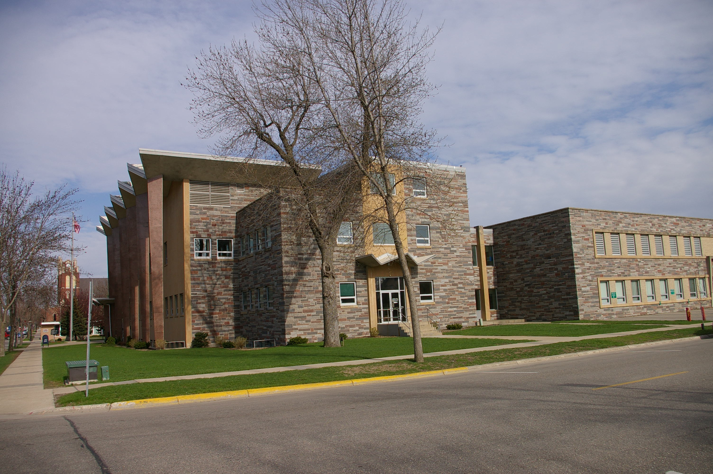 Kandiyohi County Us Courthouses