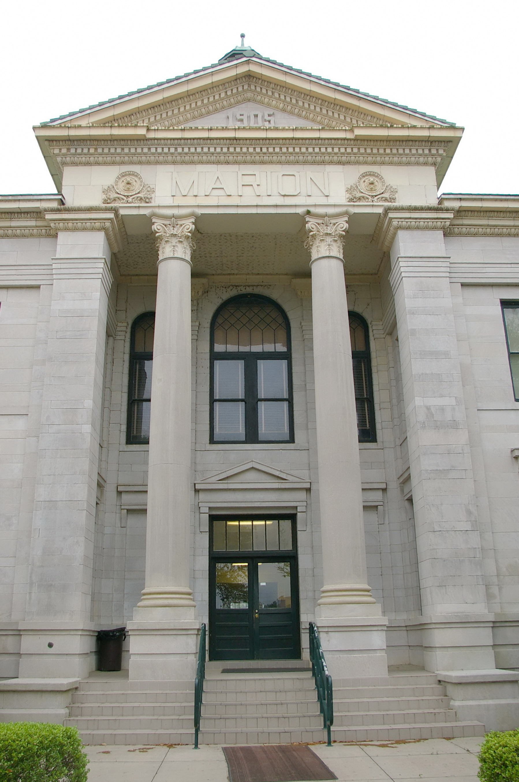 Marion County | US Courthouses