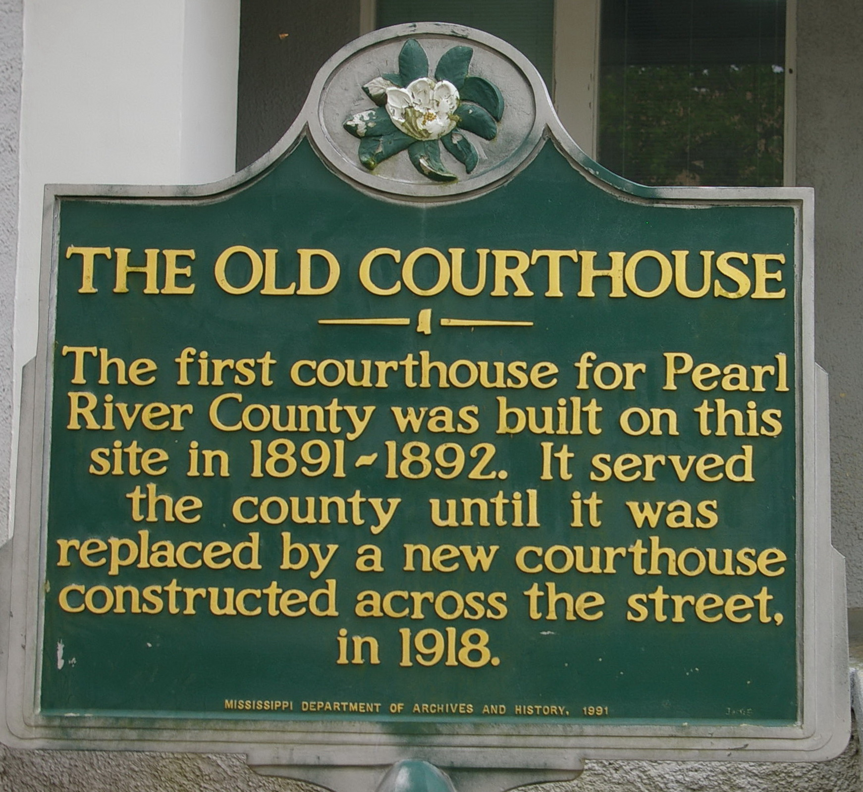 Pearl River County Us Courthouses