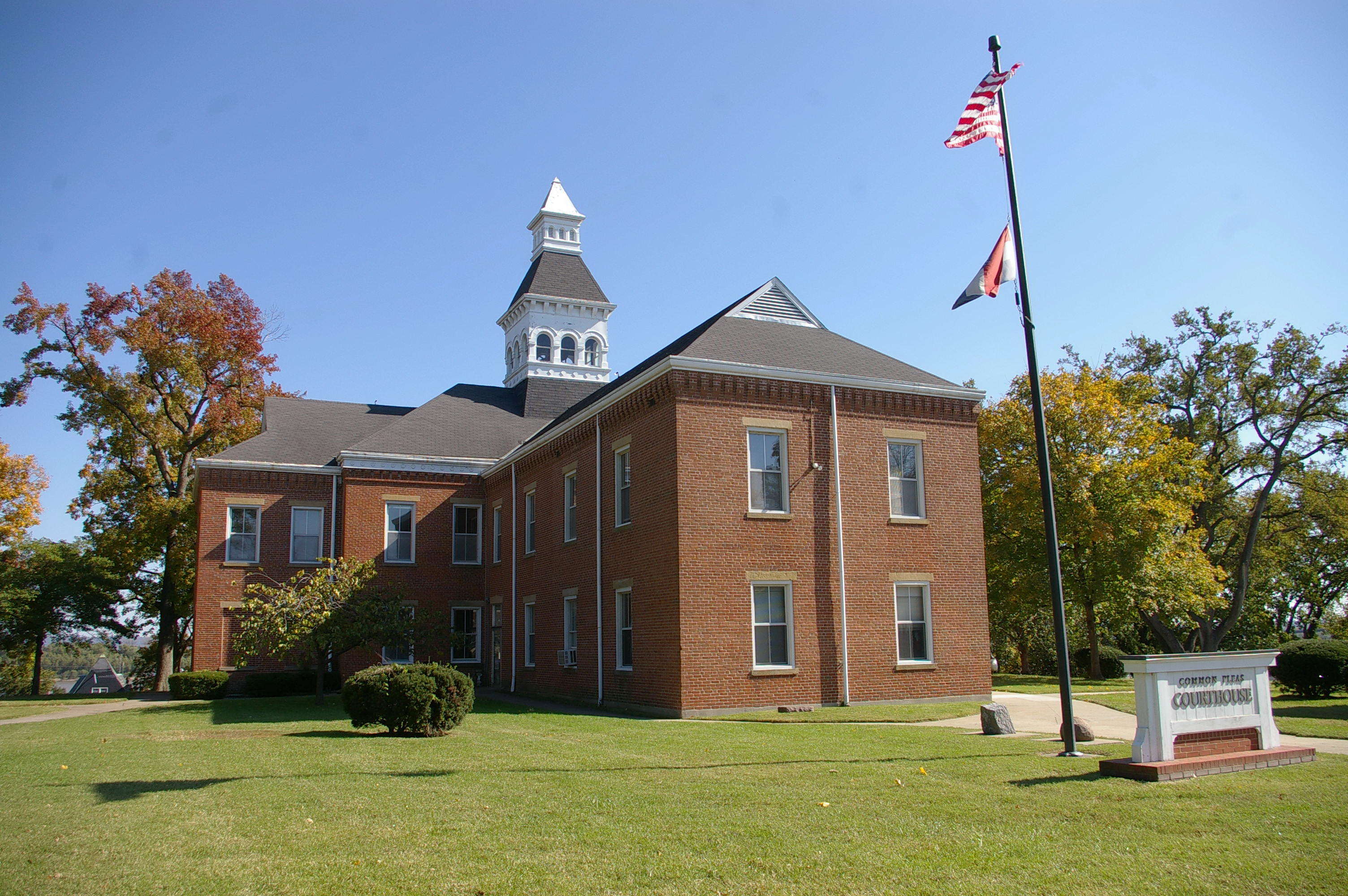 Cape Girardeau County Us Courthouses