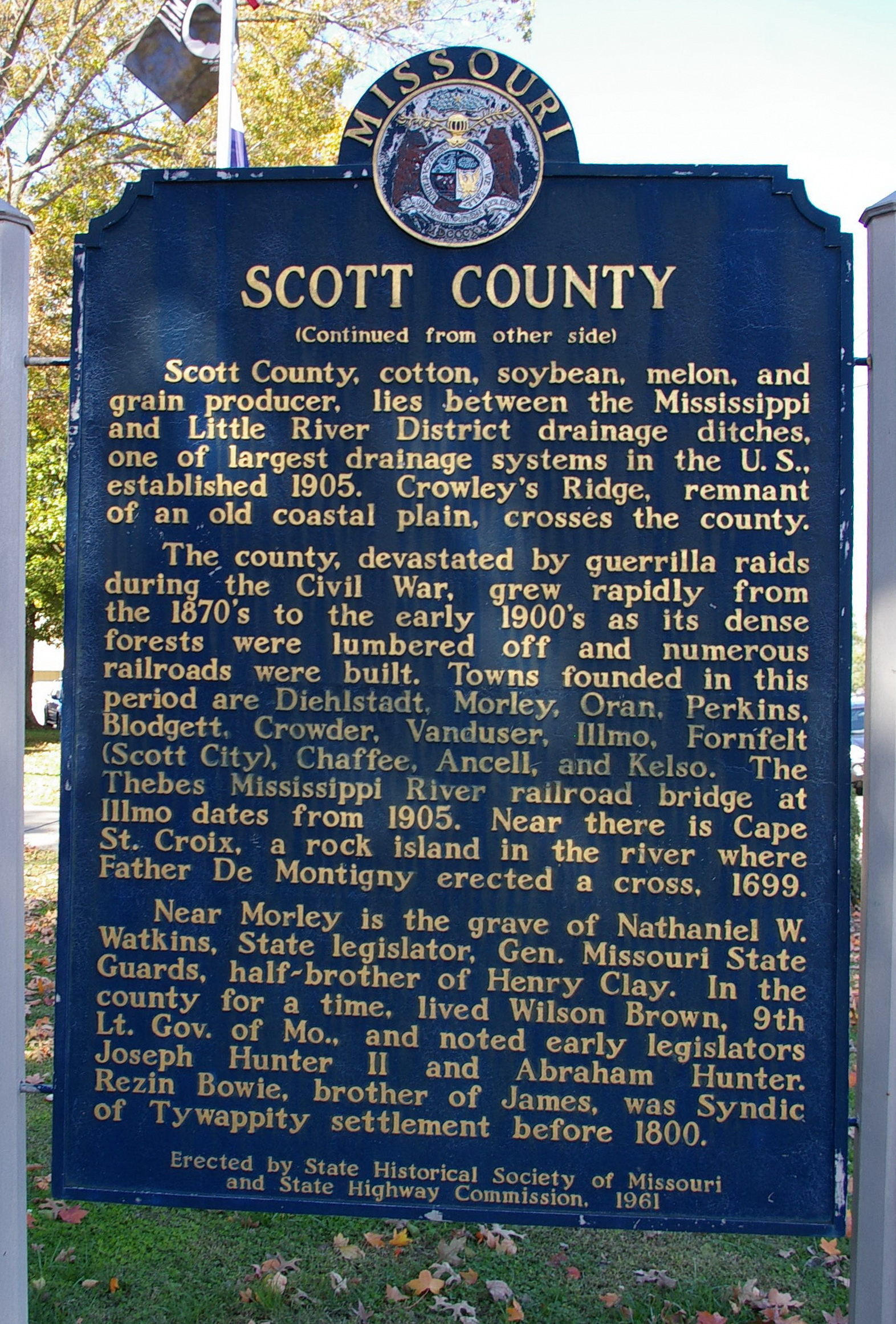Scott County Us Courthouses