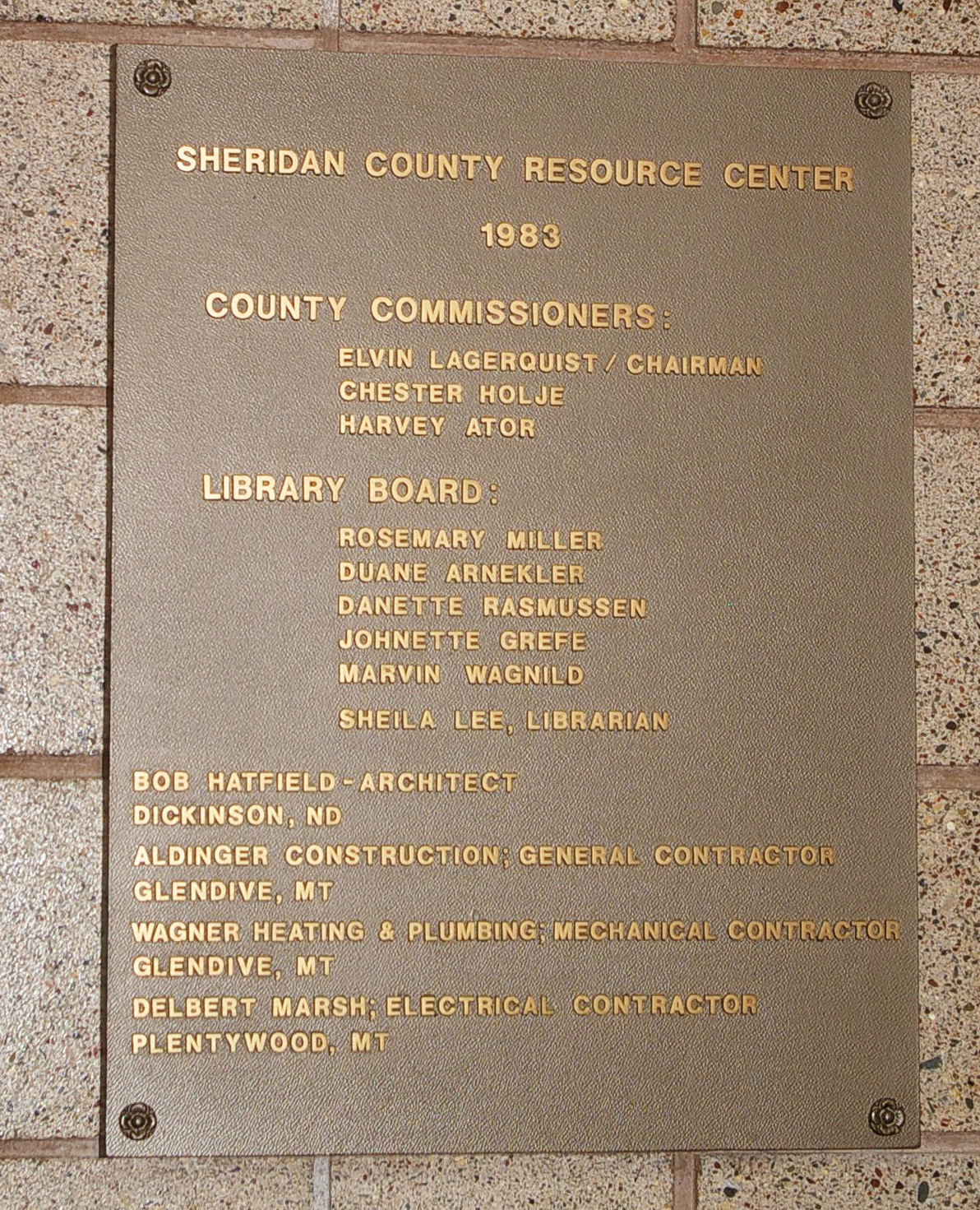 Sheridan County | US Courthouses