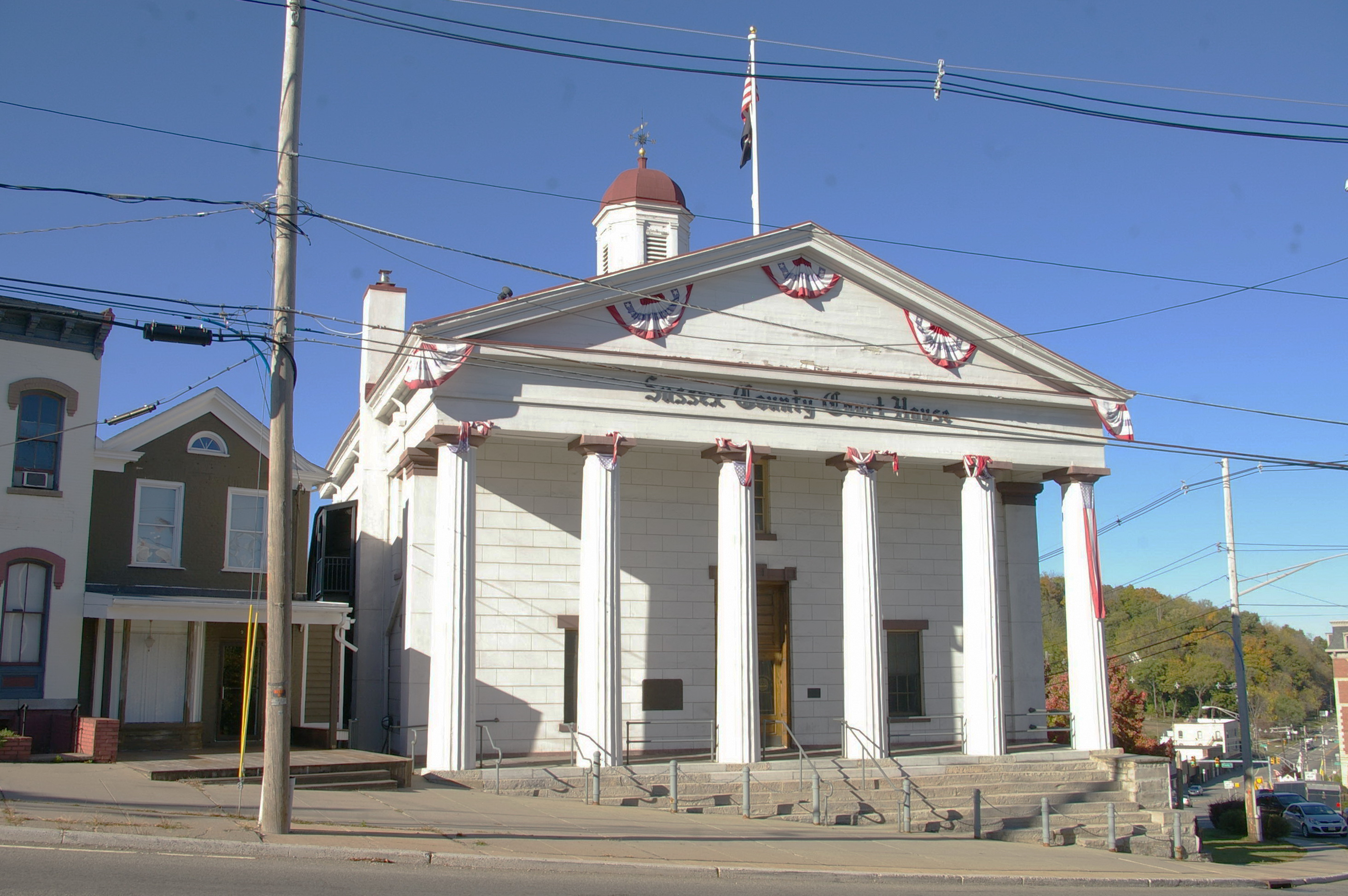 Sussex County Us Courthouses