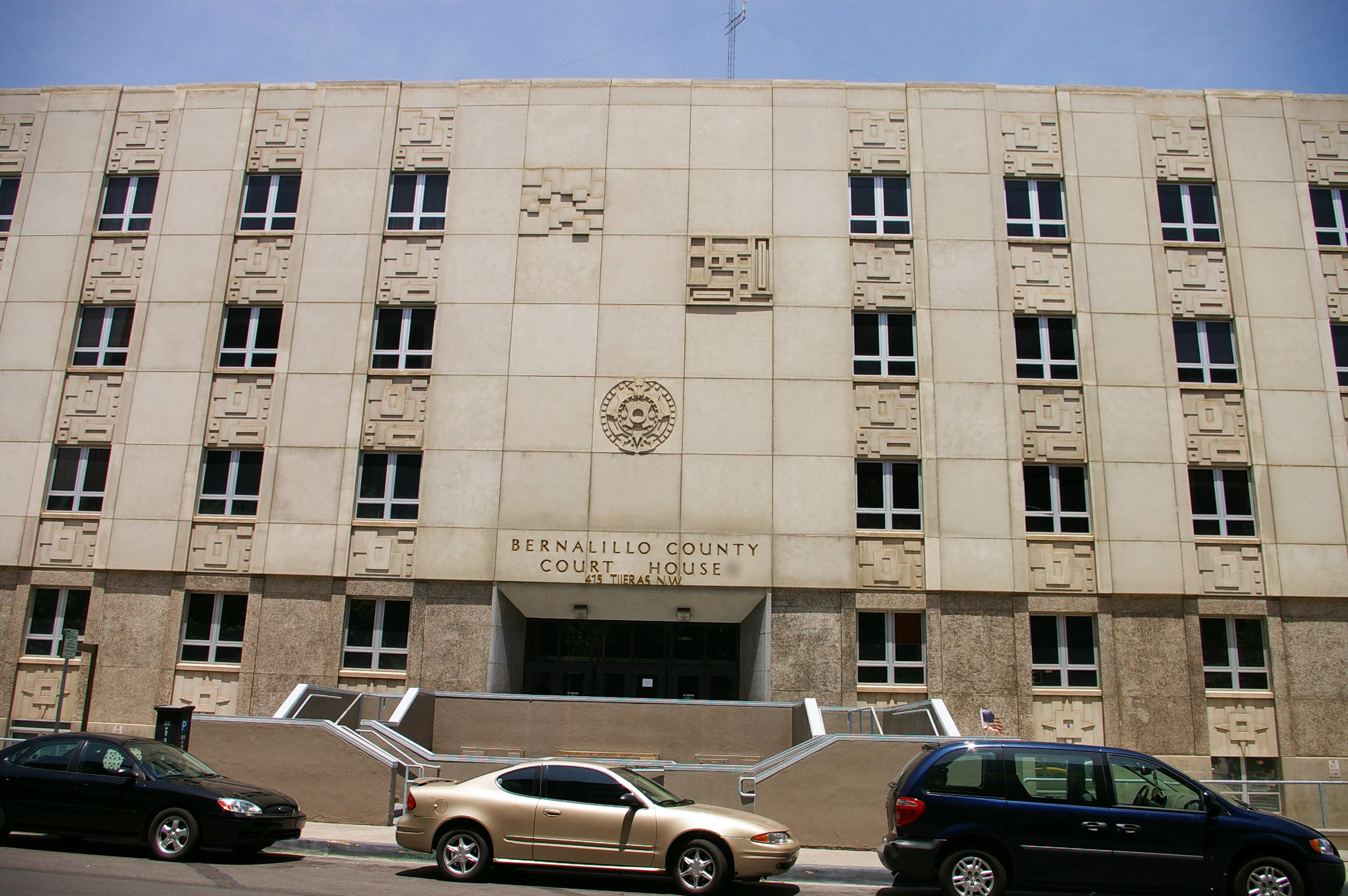Bernalillo County Us Courthouses