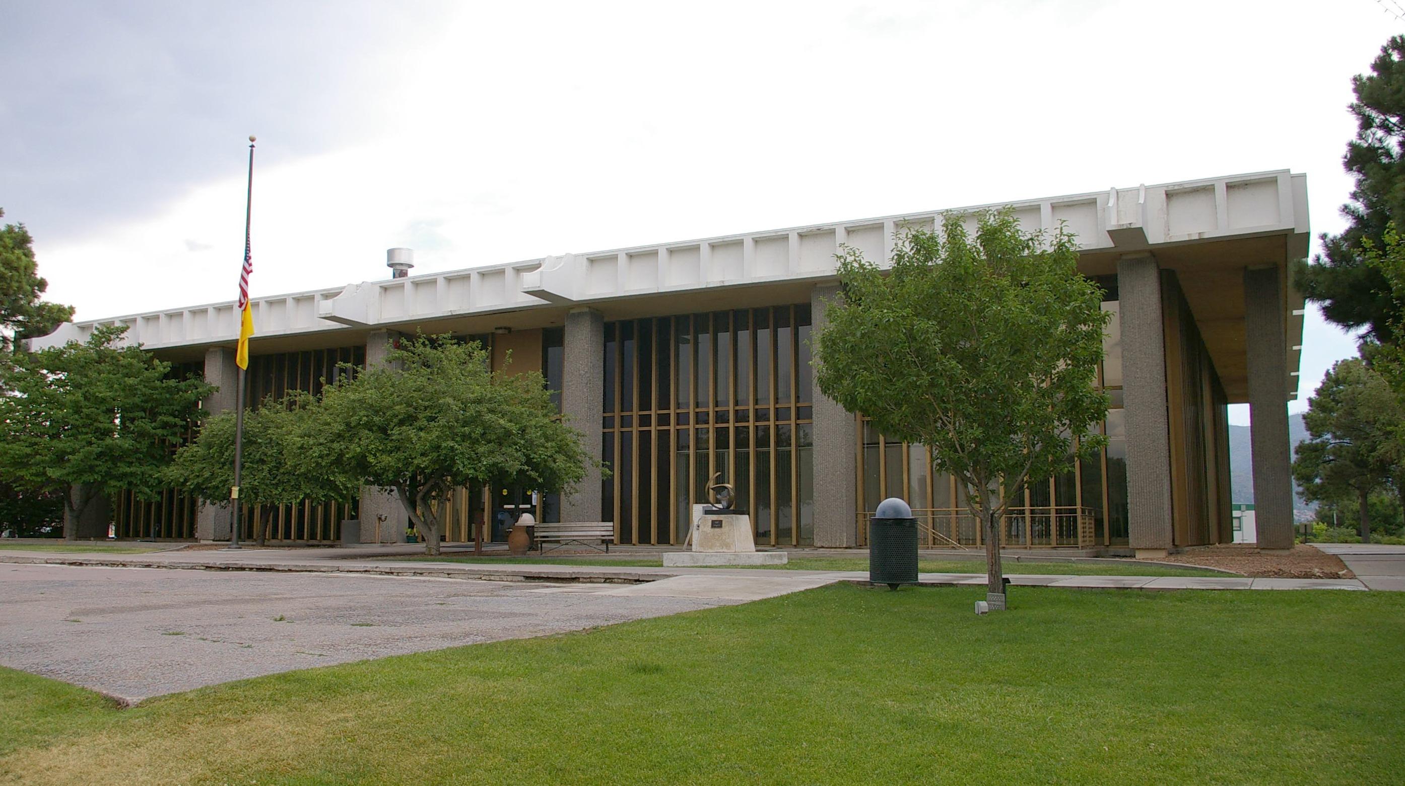 New mexico los alamos county los alamos - Former County Courthouse Los Alamos