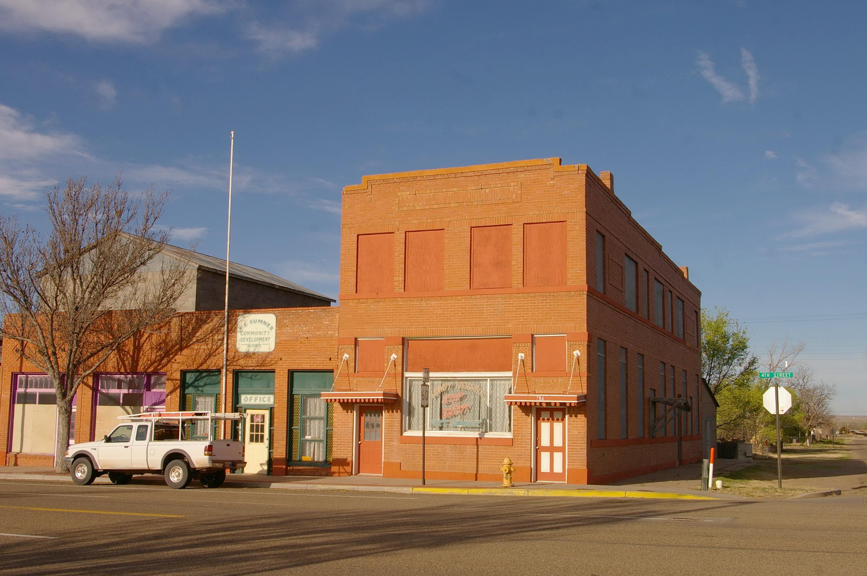 De Baca County Us Courthouses