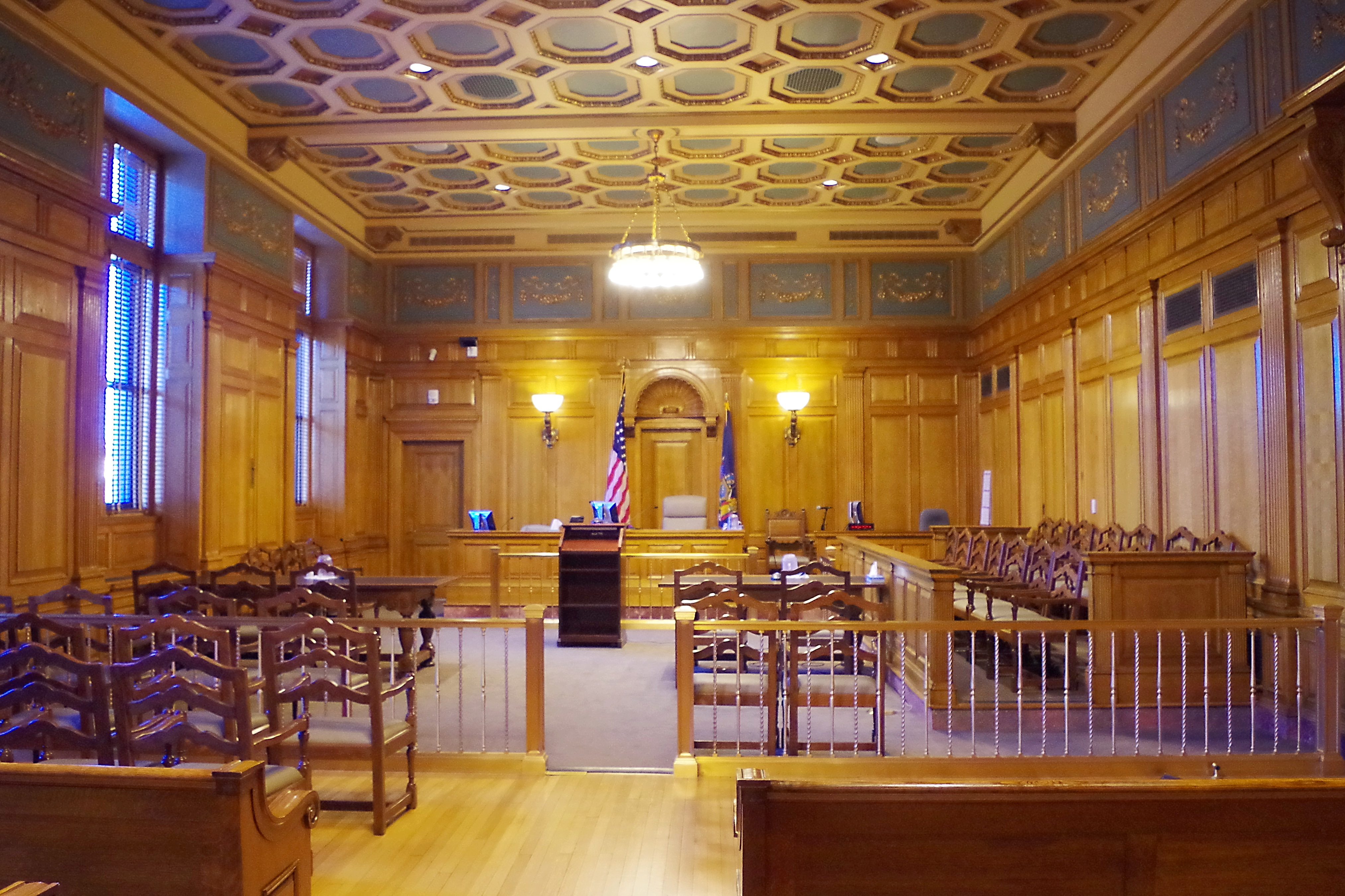 Albany County Us Courthouses