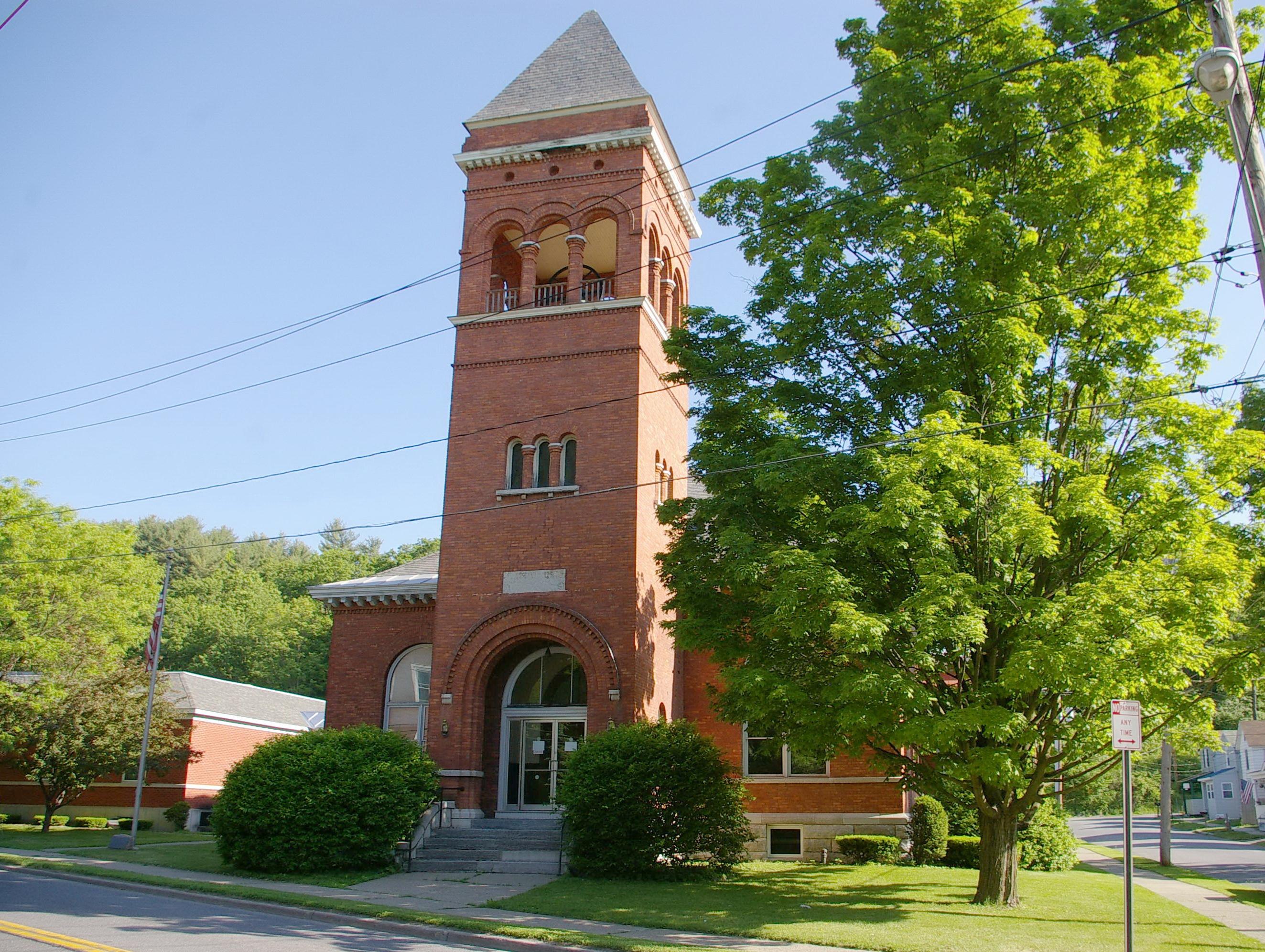 New york montgomery county fonda - County Courthouse Fonda