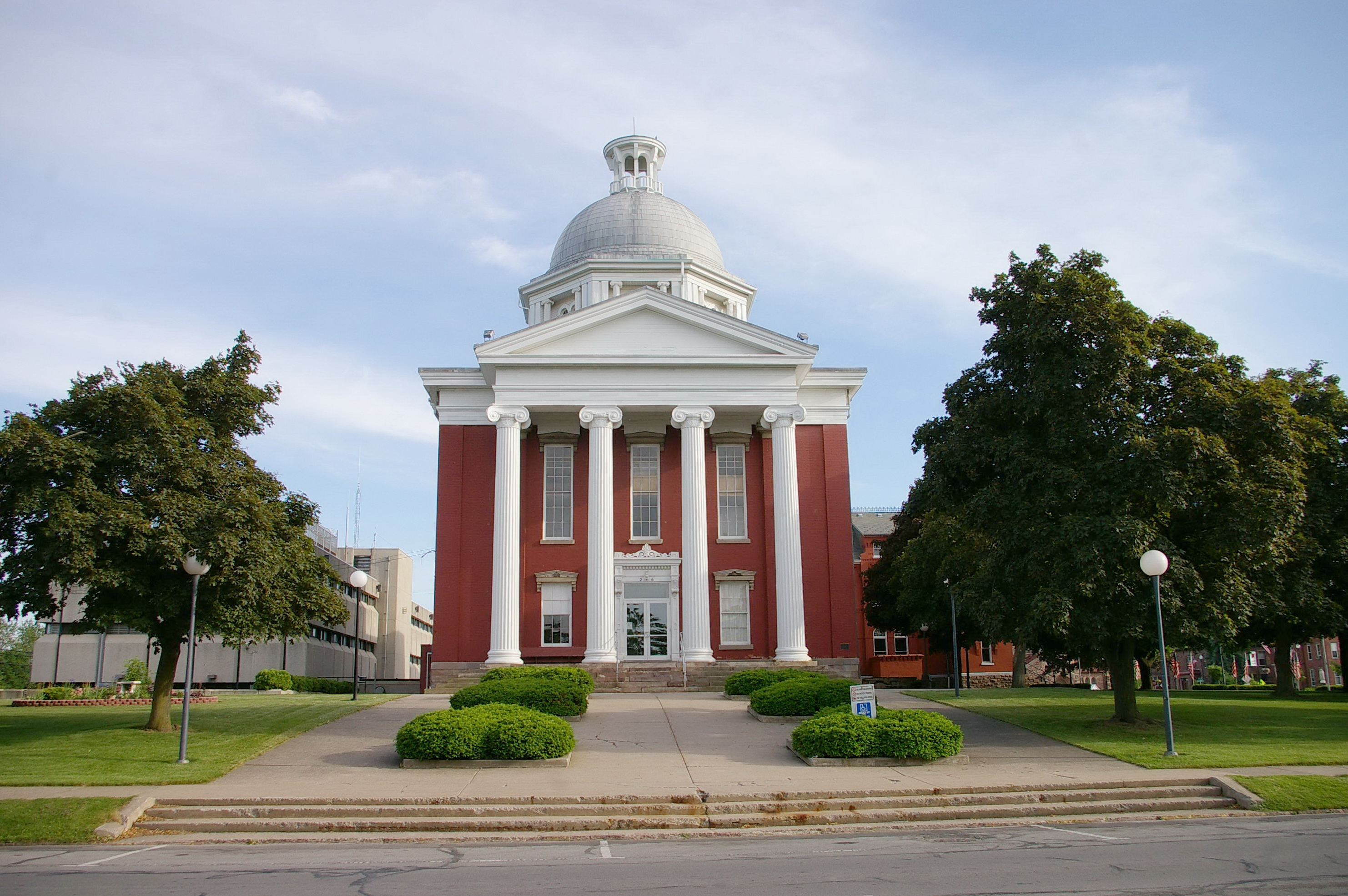 Orleans County Us Courthouses