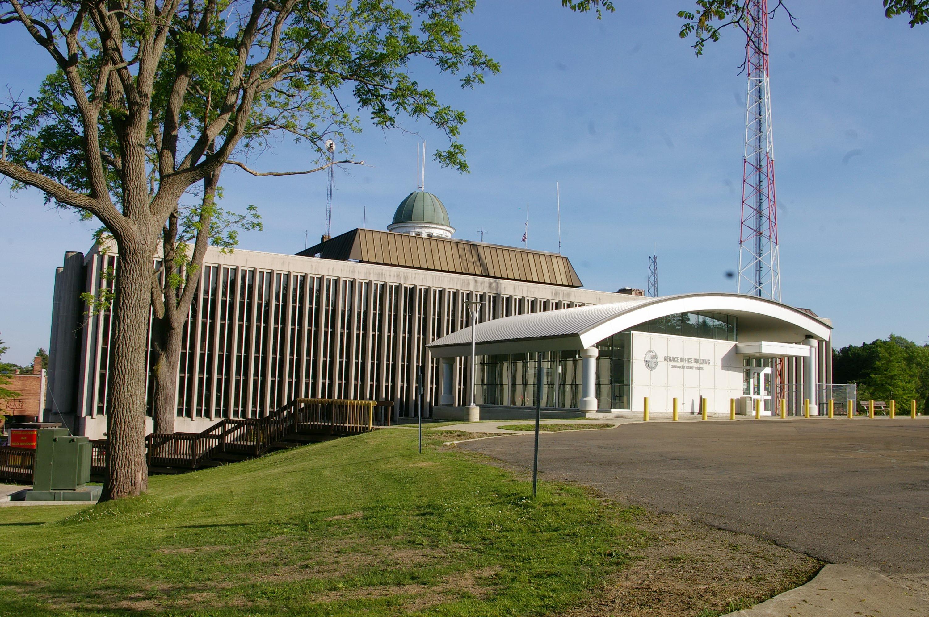 Chautauqua County Us Courthouses