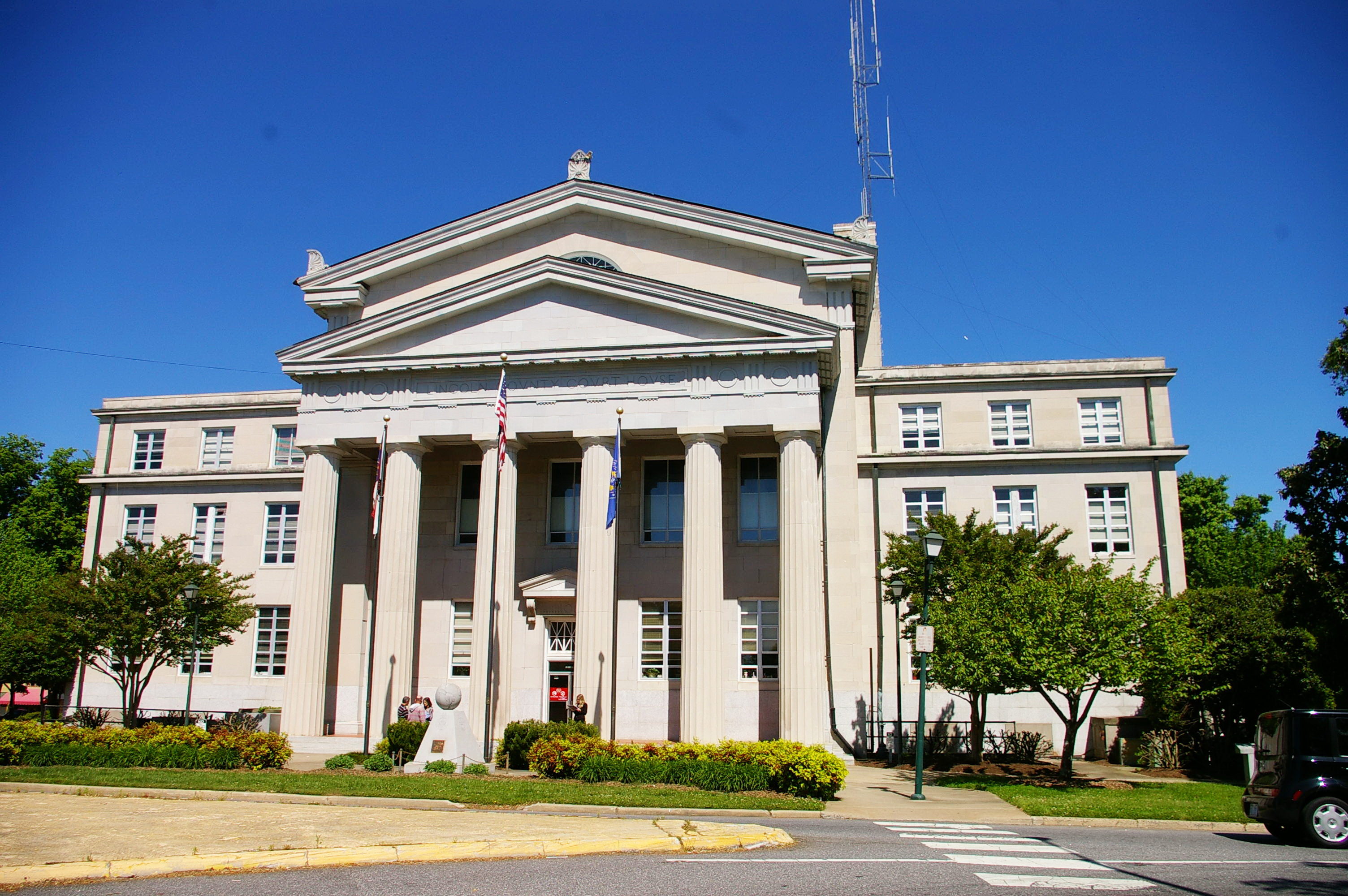 Lincoln County | US Courthouses