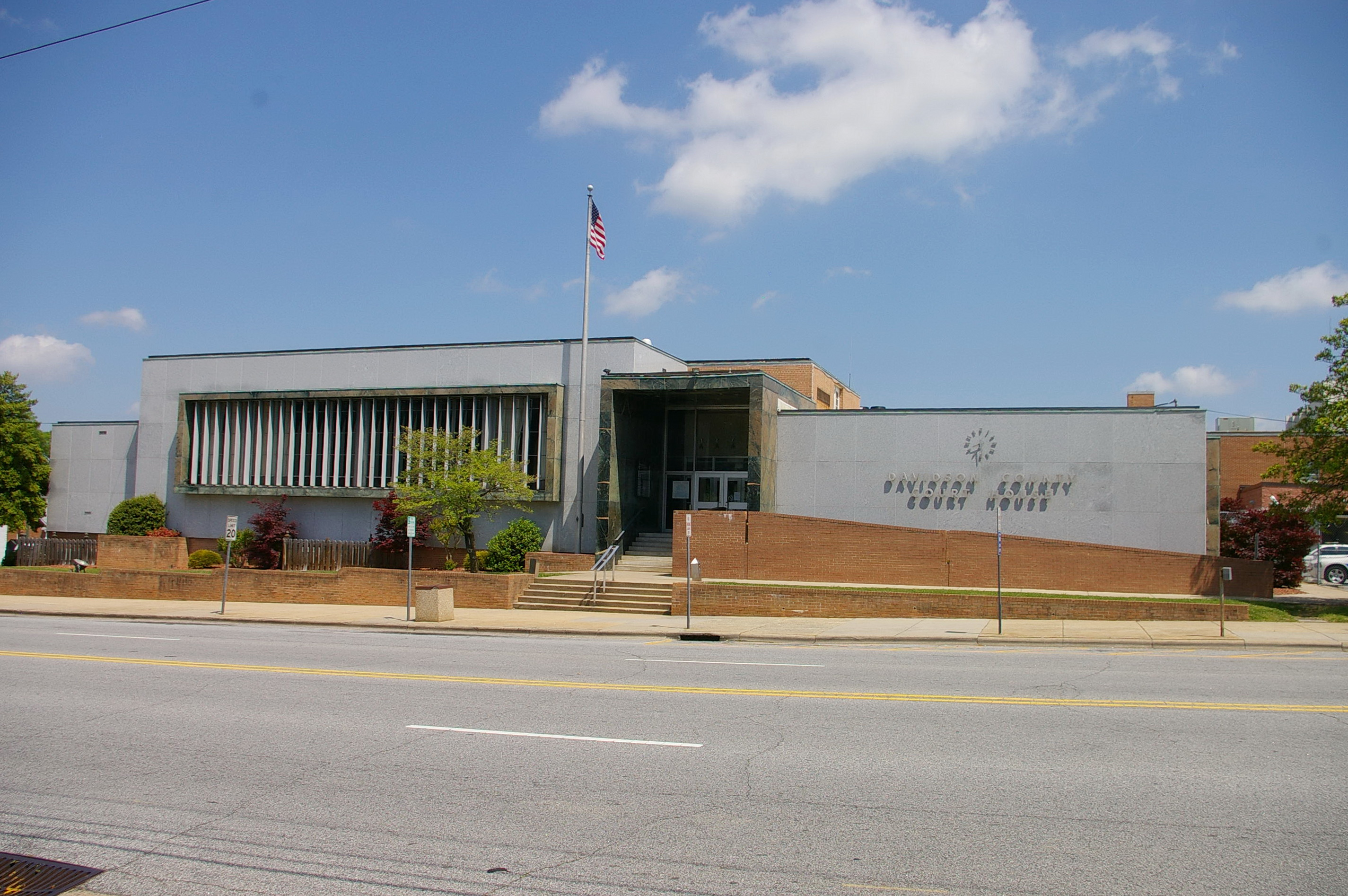 Davidson County | US Courthouses