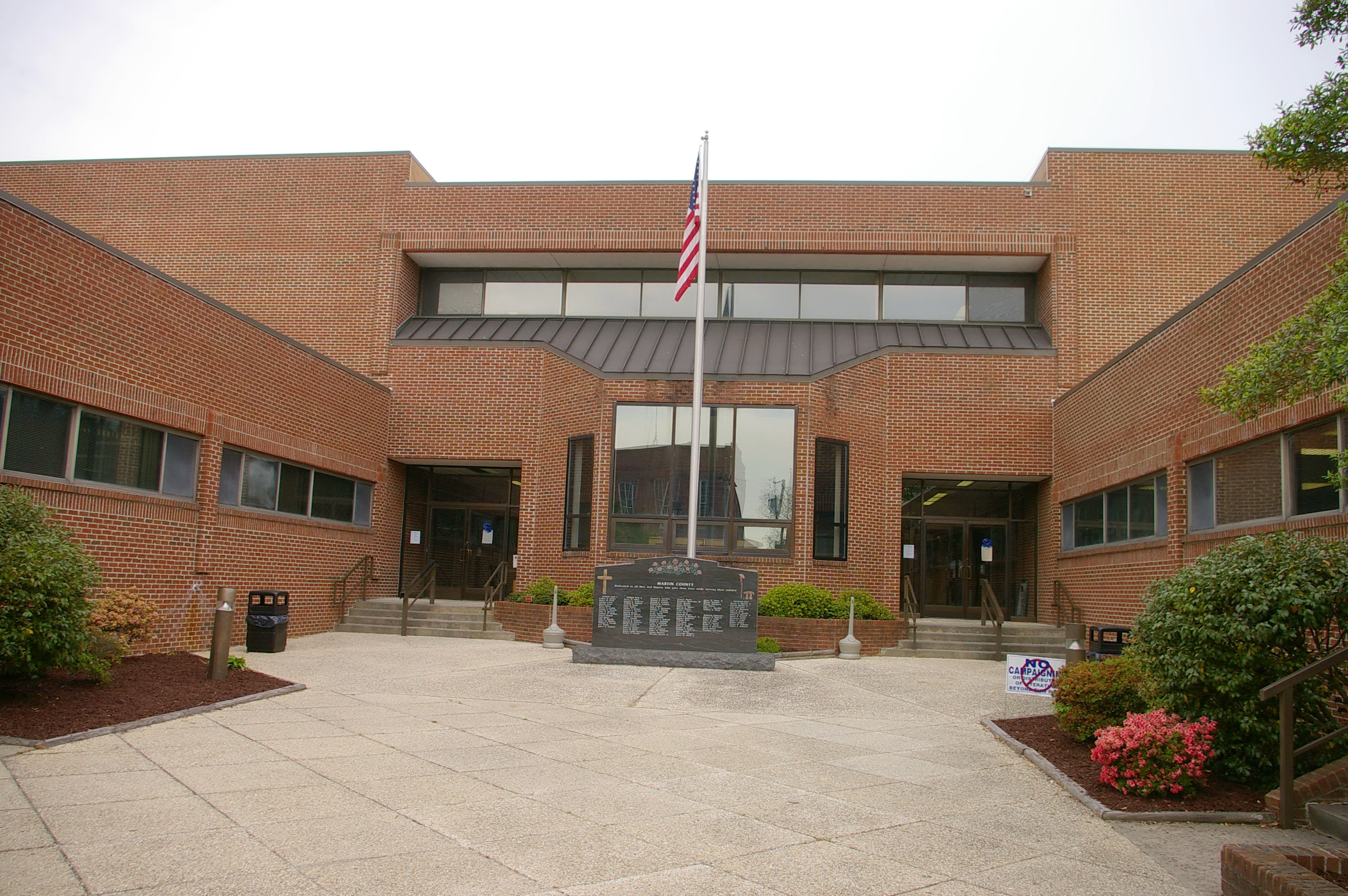 Martin County Us Courthouses