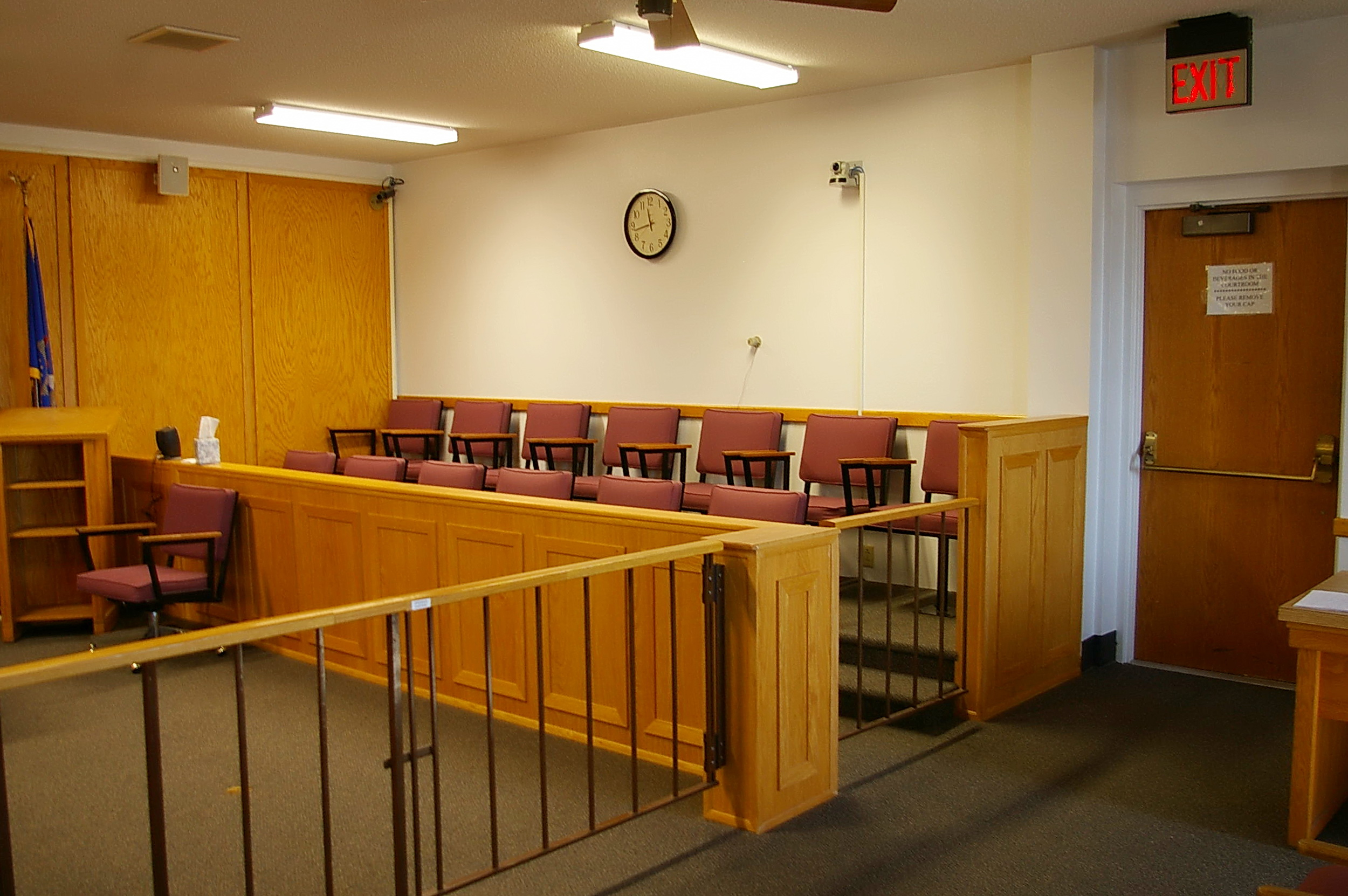 Rolette County Us Courthouses