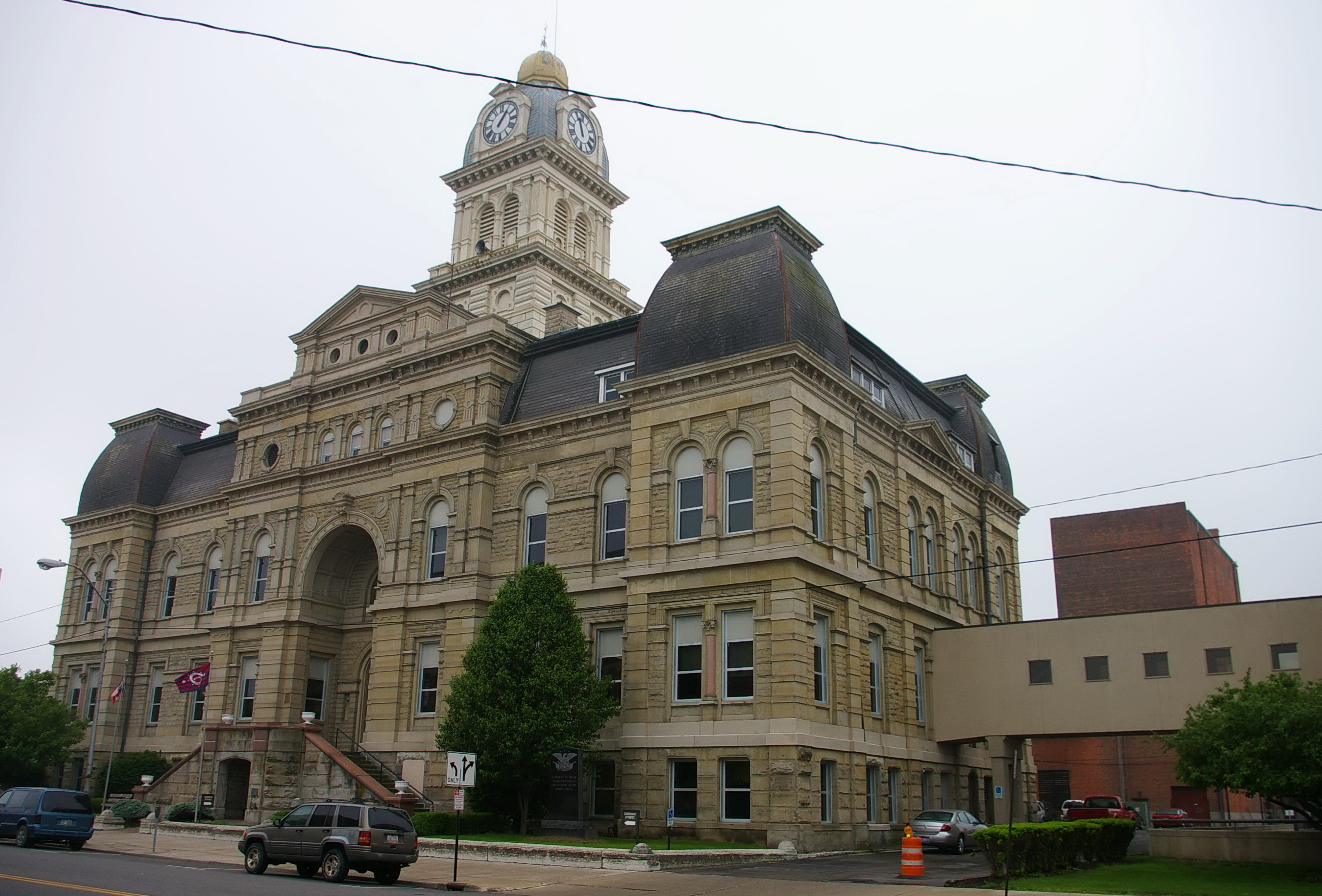 Allen County Us Courthouses
