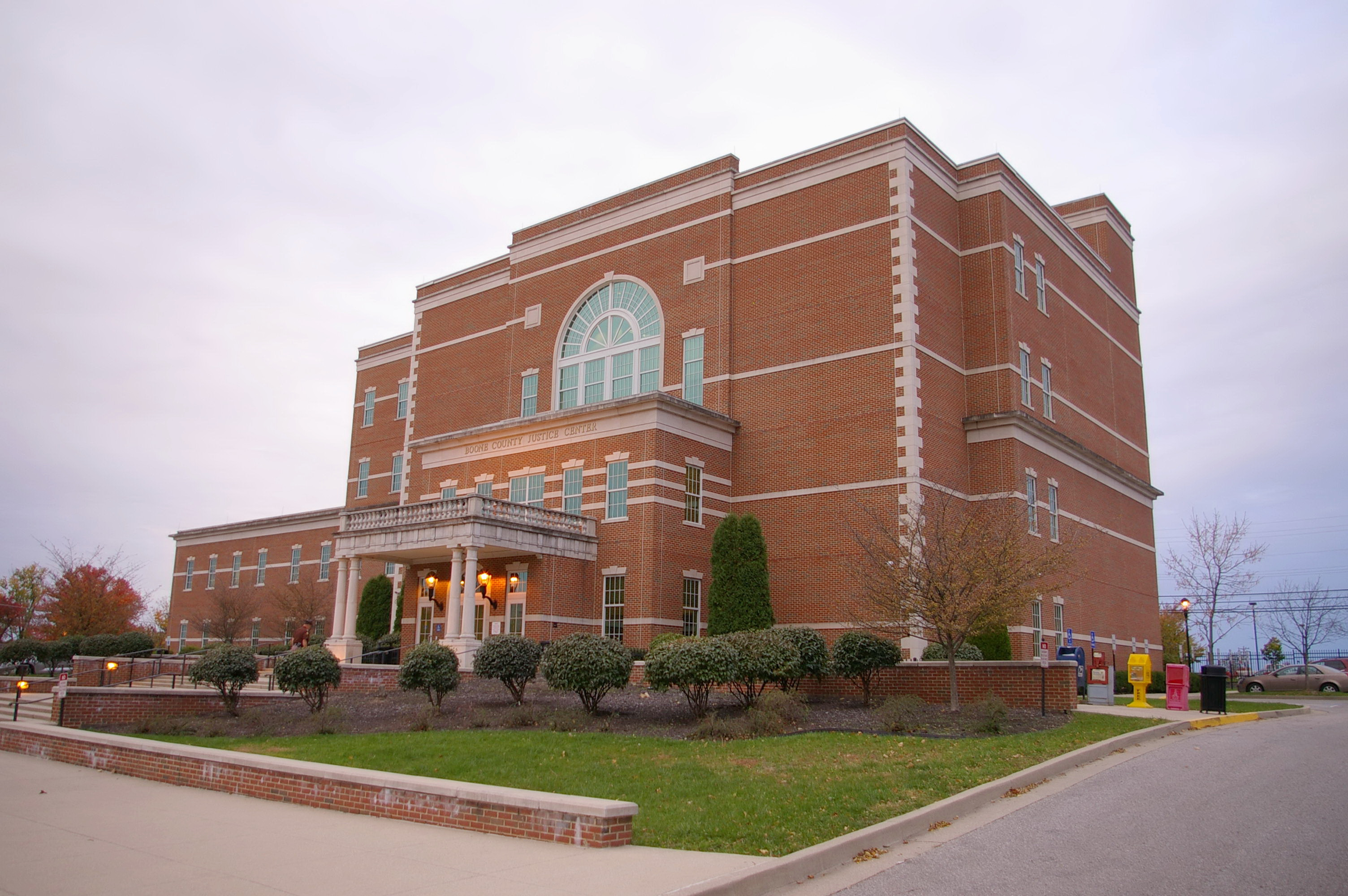 Boone County Us Courthouses