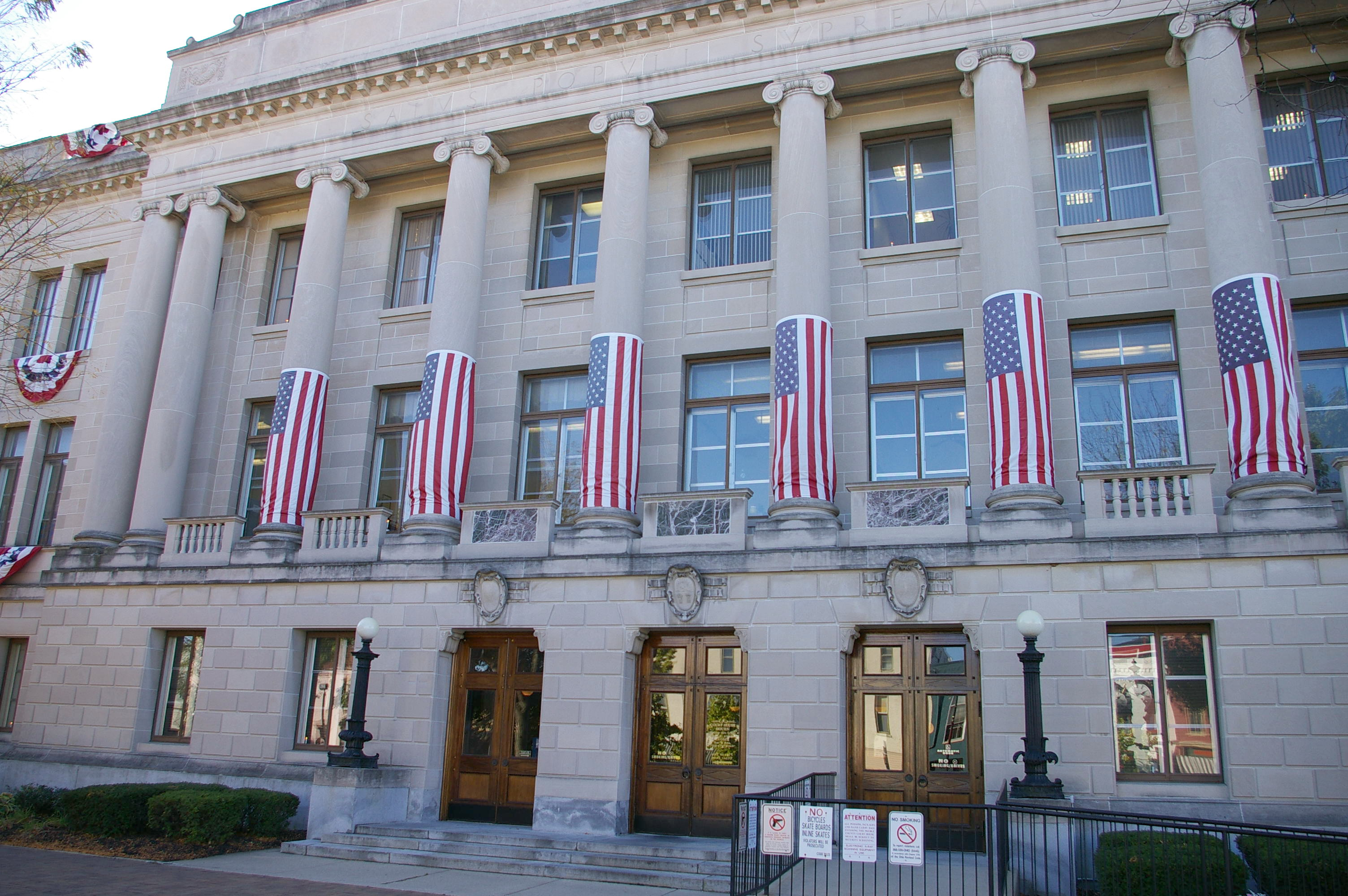 Preble County Us Courthouses