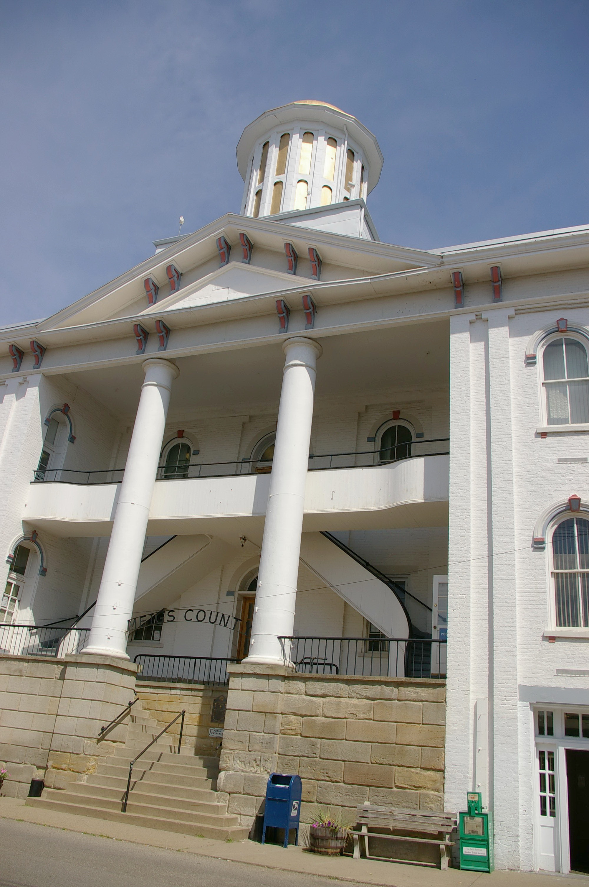 Meigs County Us Courthouses
