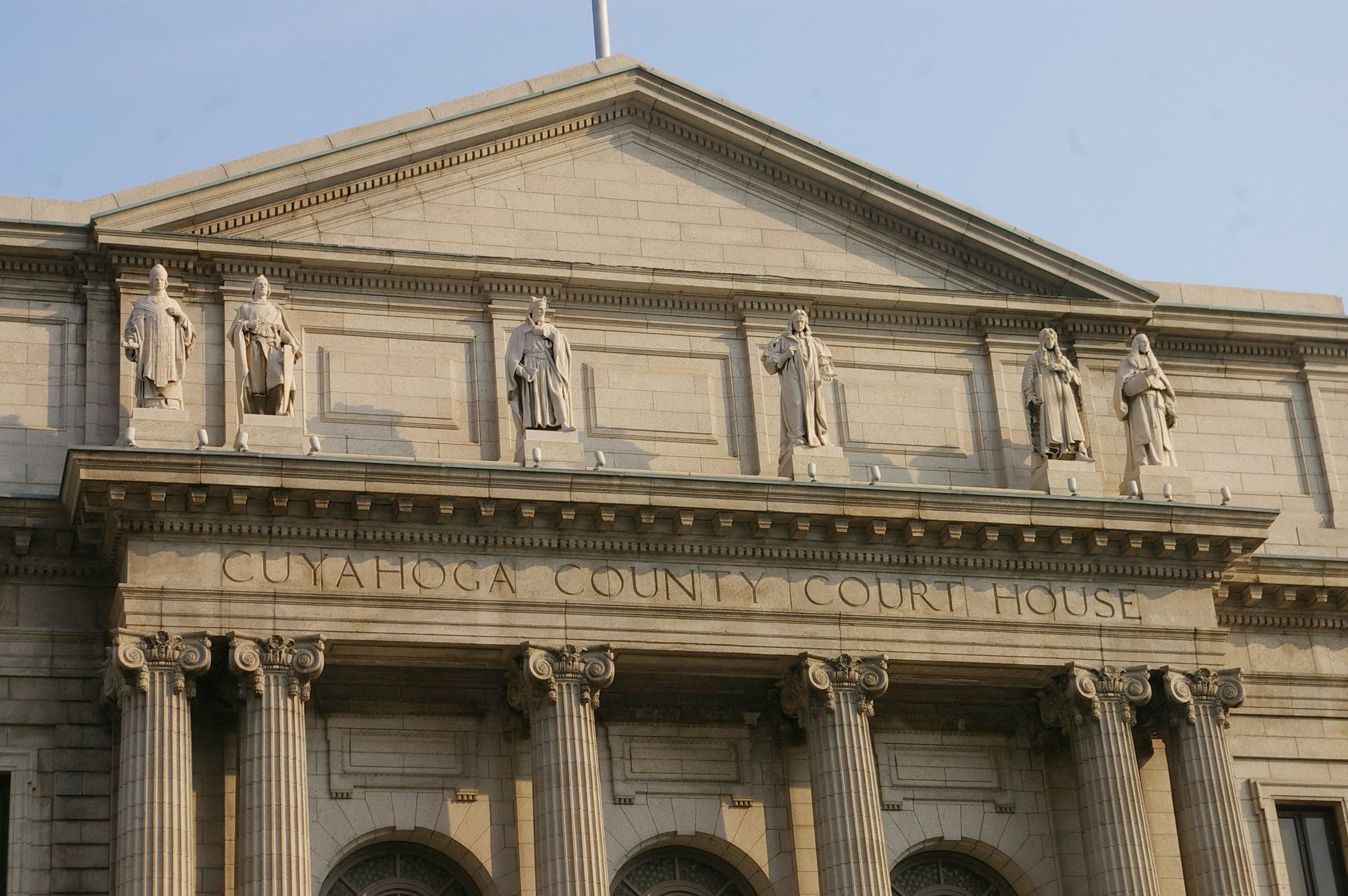 Cuyahoga County Us Courthouses