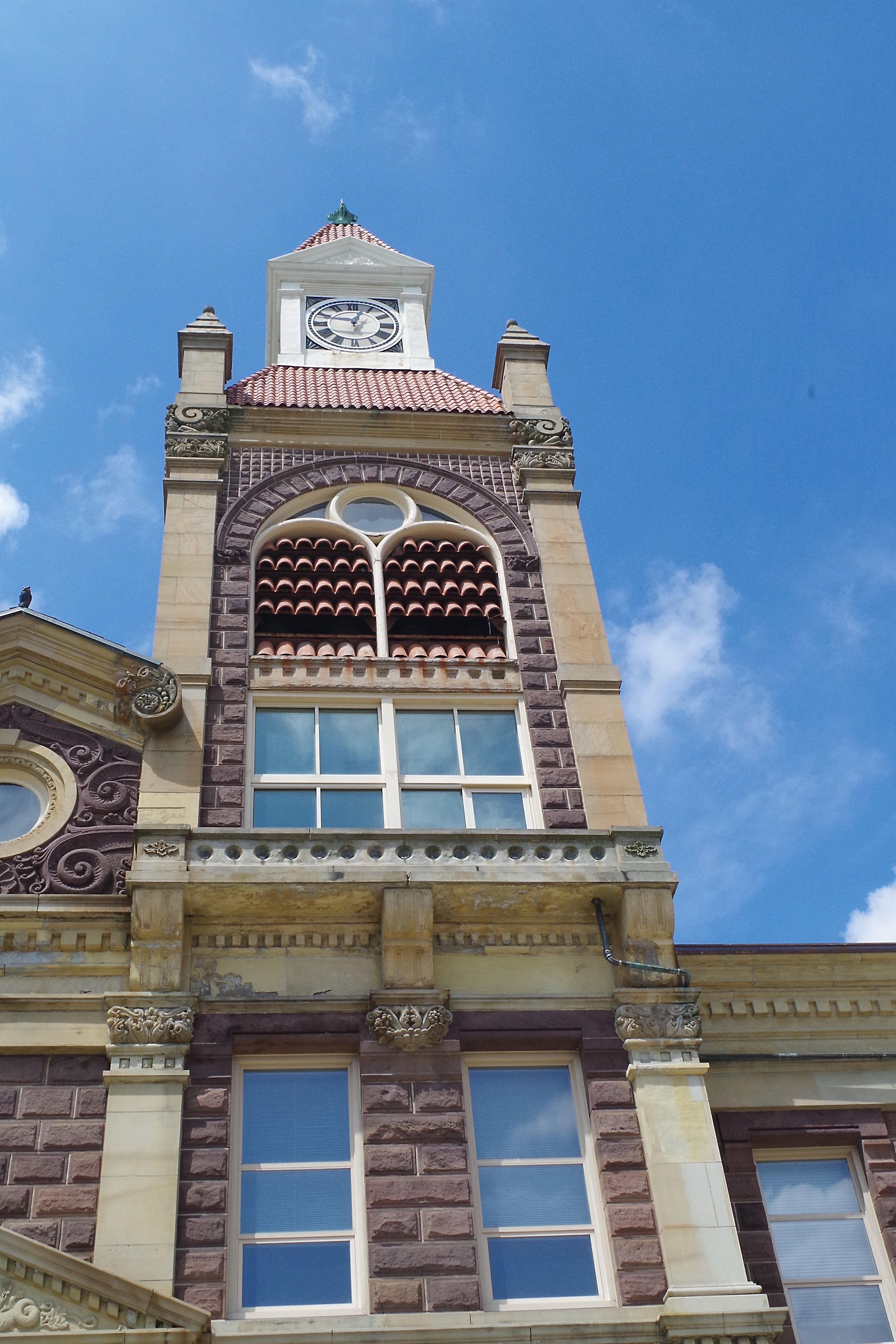 Pickaway County Us Courthouses
