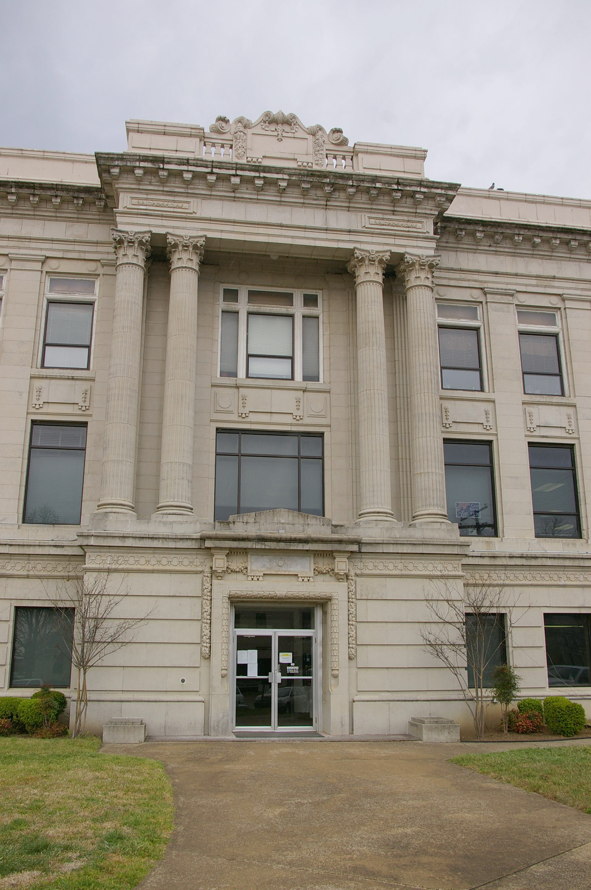 Bryan County Us Courthouses
