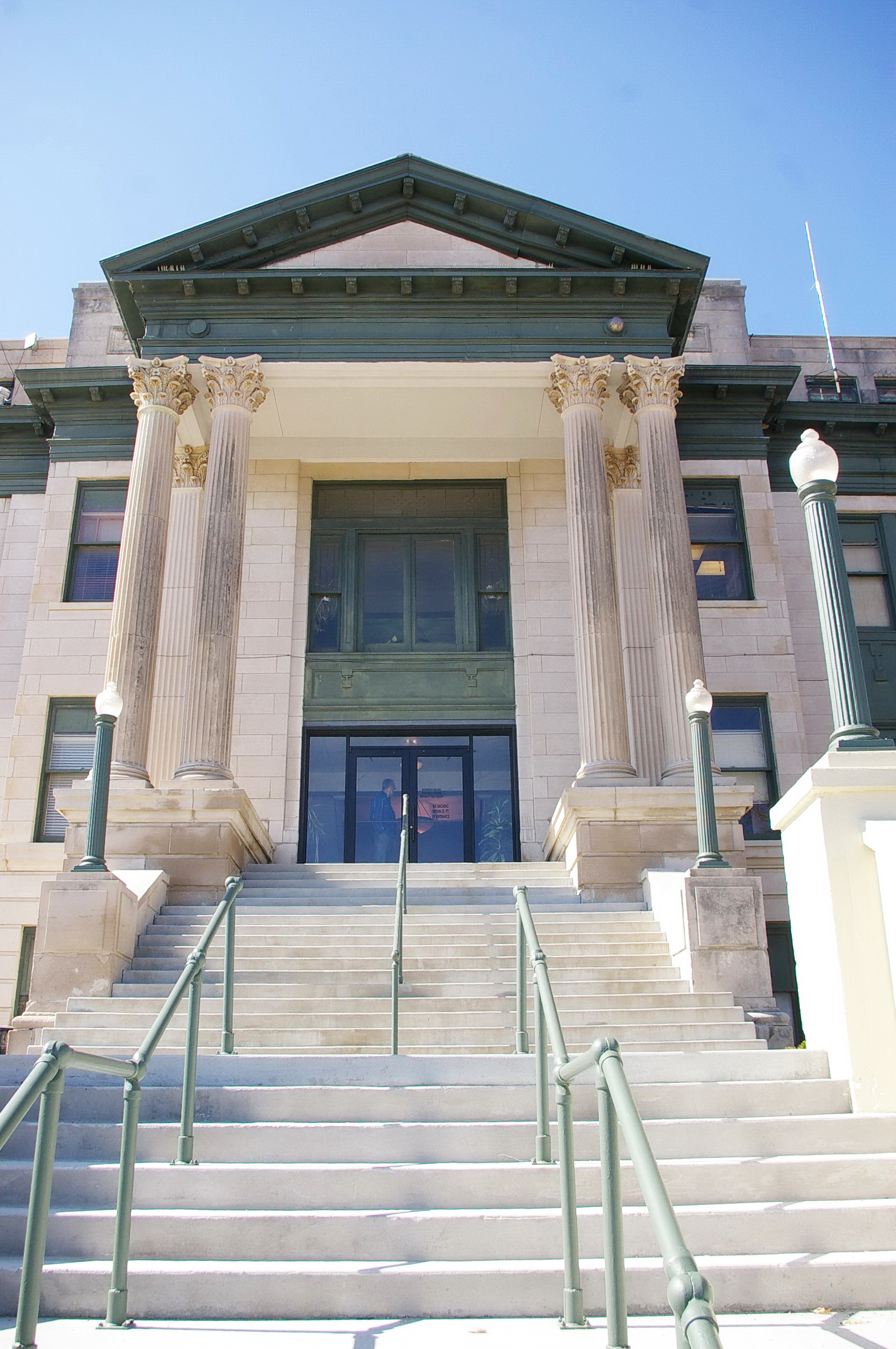 Osage County Us Courthouses