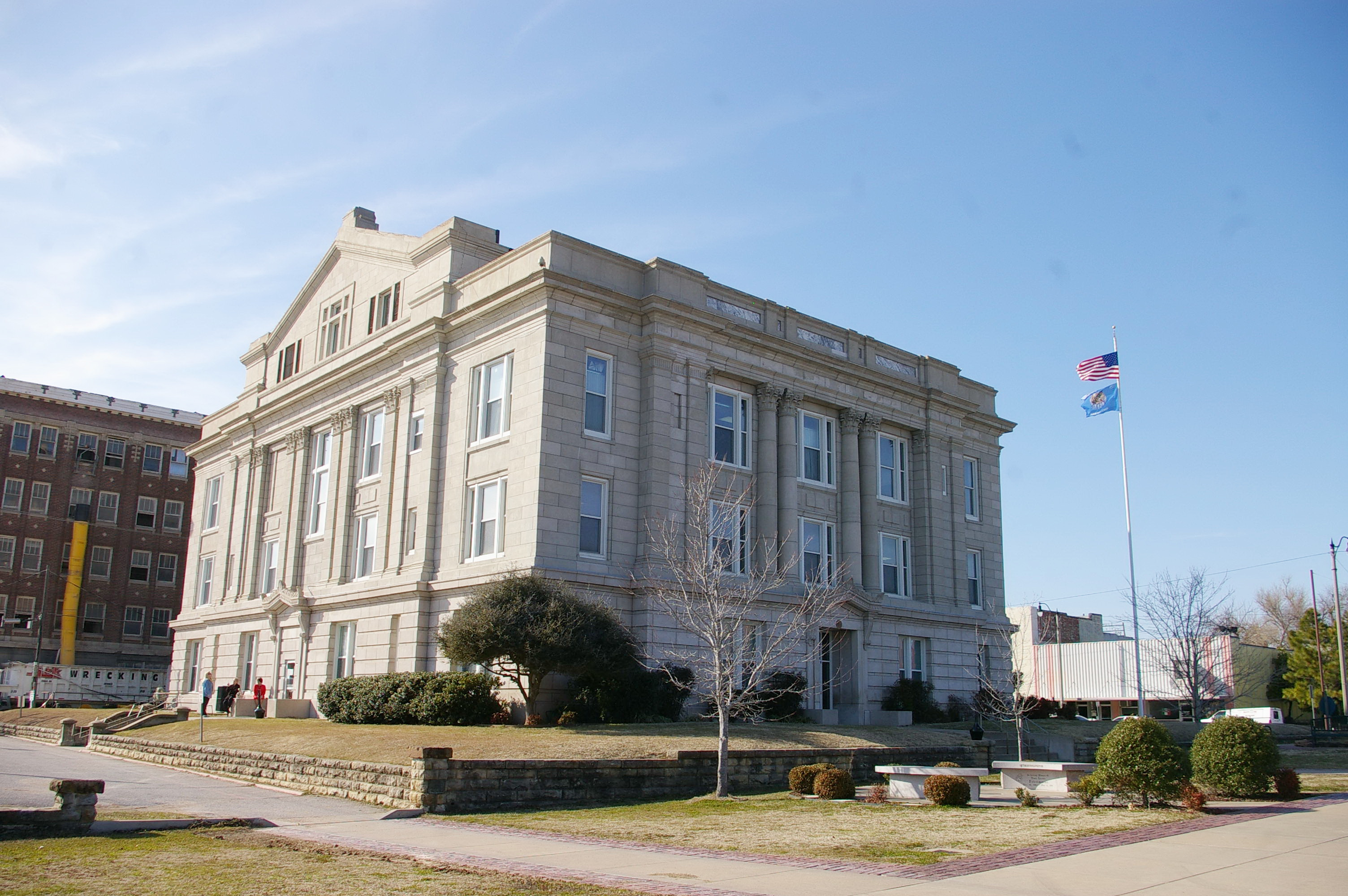 Creek County Us Courthouses