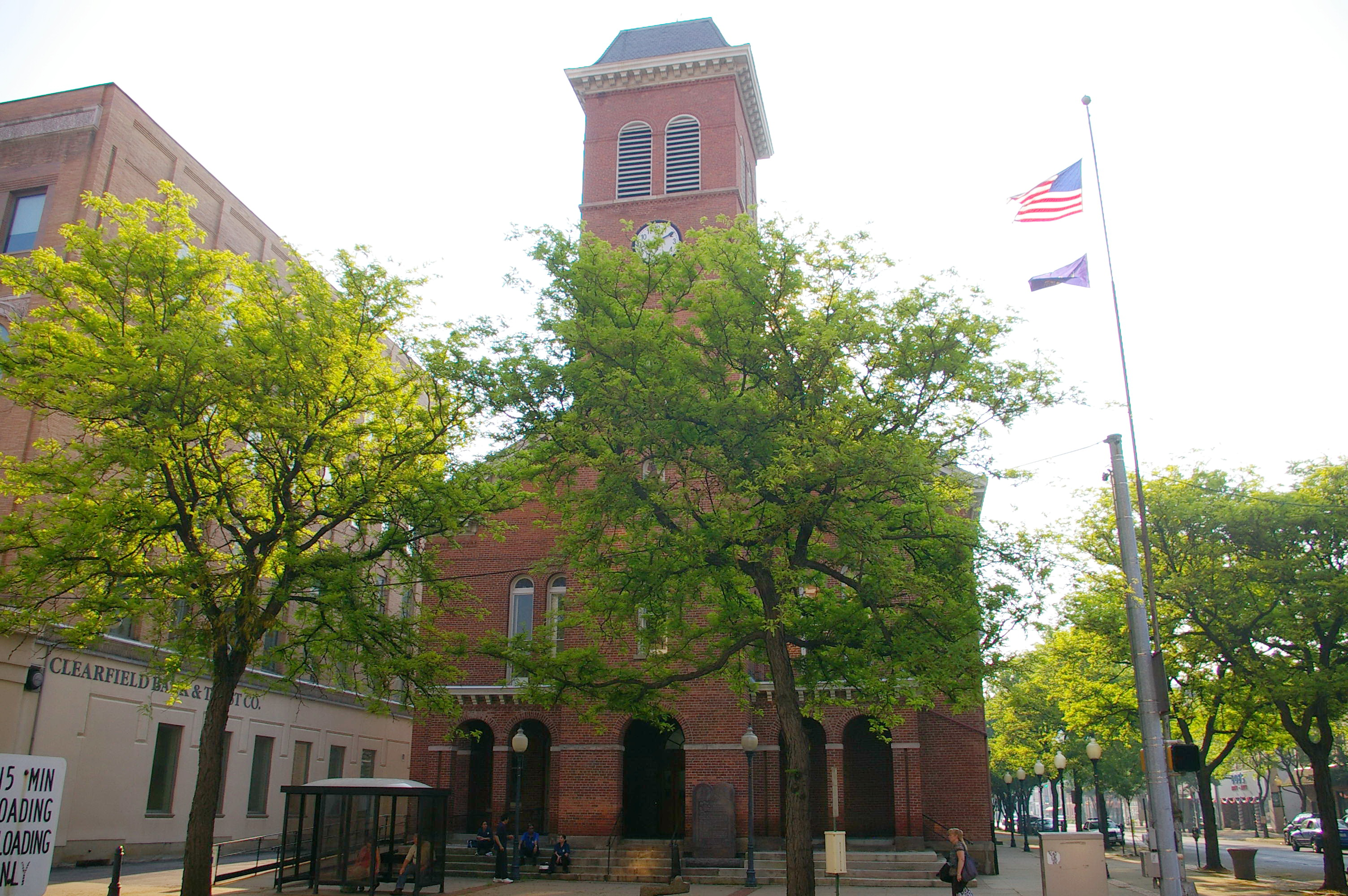 Clearfield County Us Courthouses