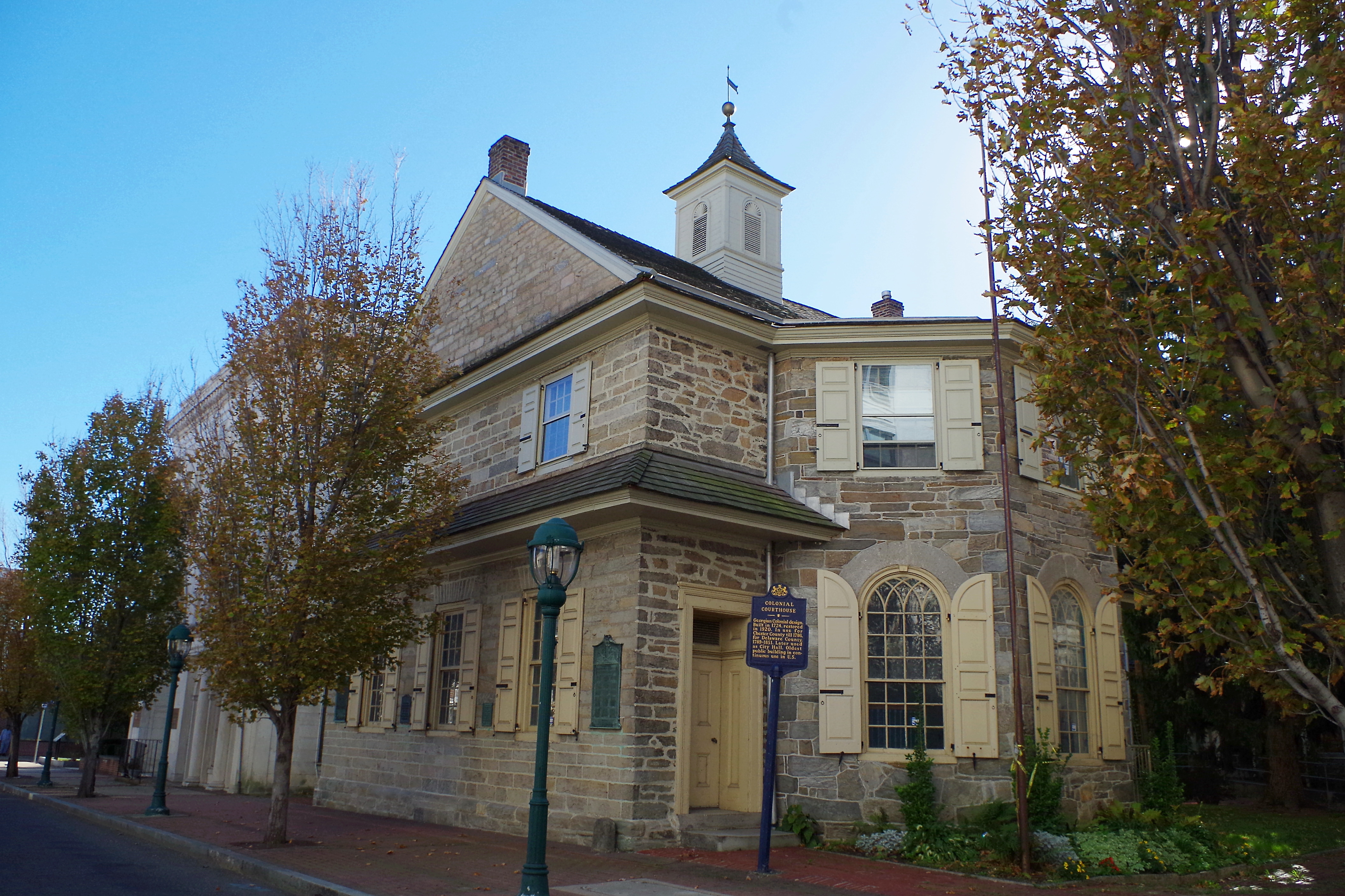 Delaware County | US Courthouses
