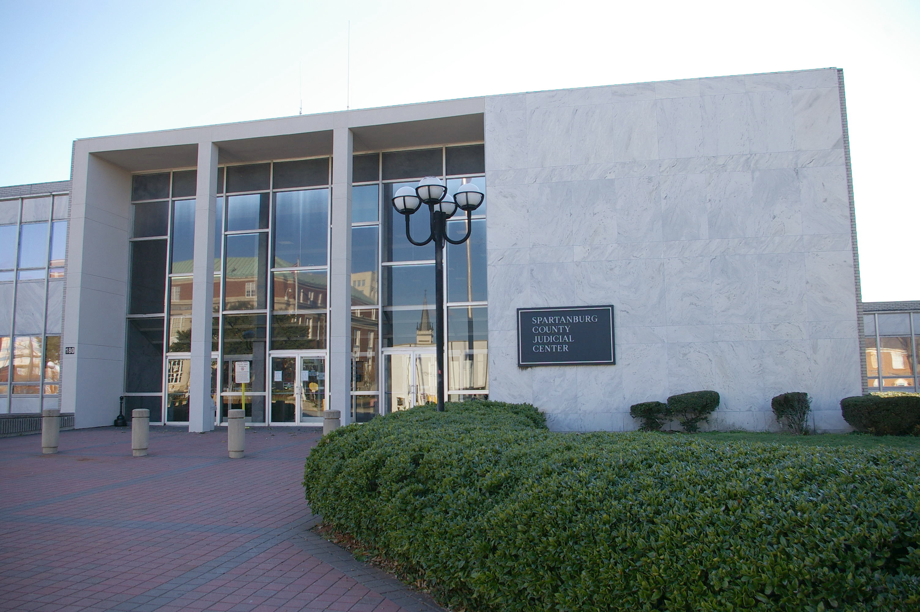Spartanburg County Us Courthouses