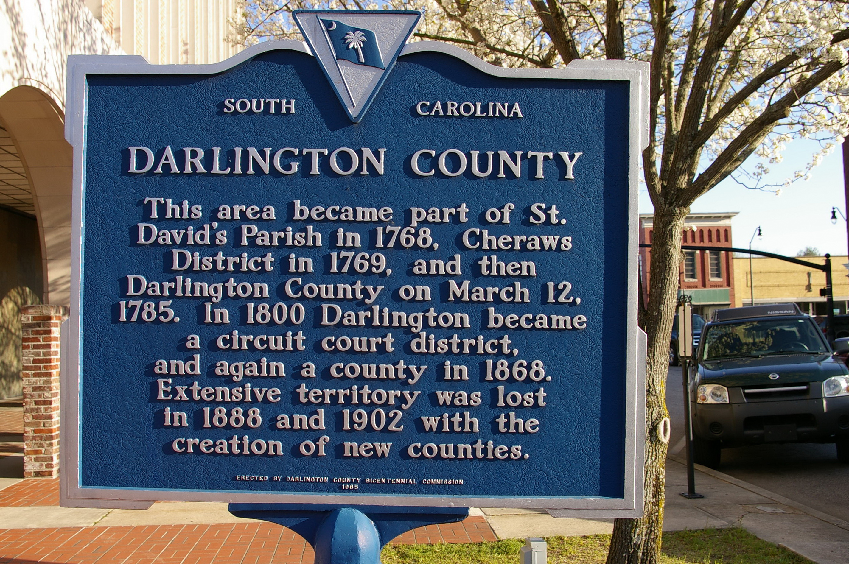 Darlington County Us Courthouses