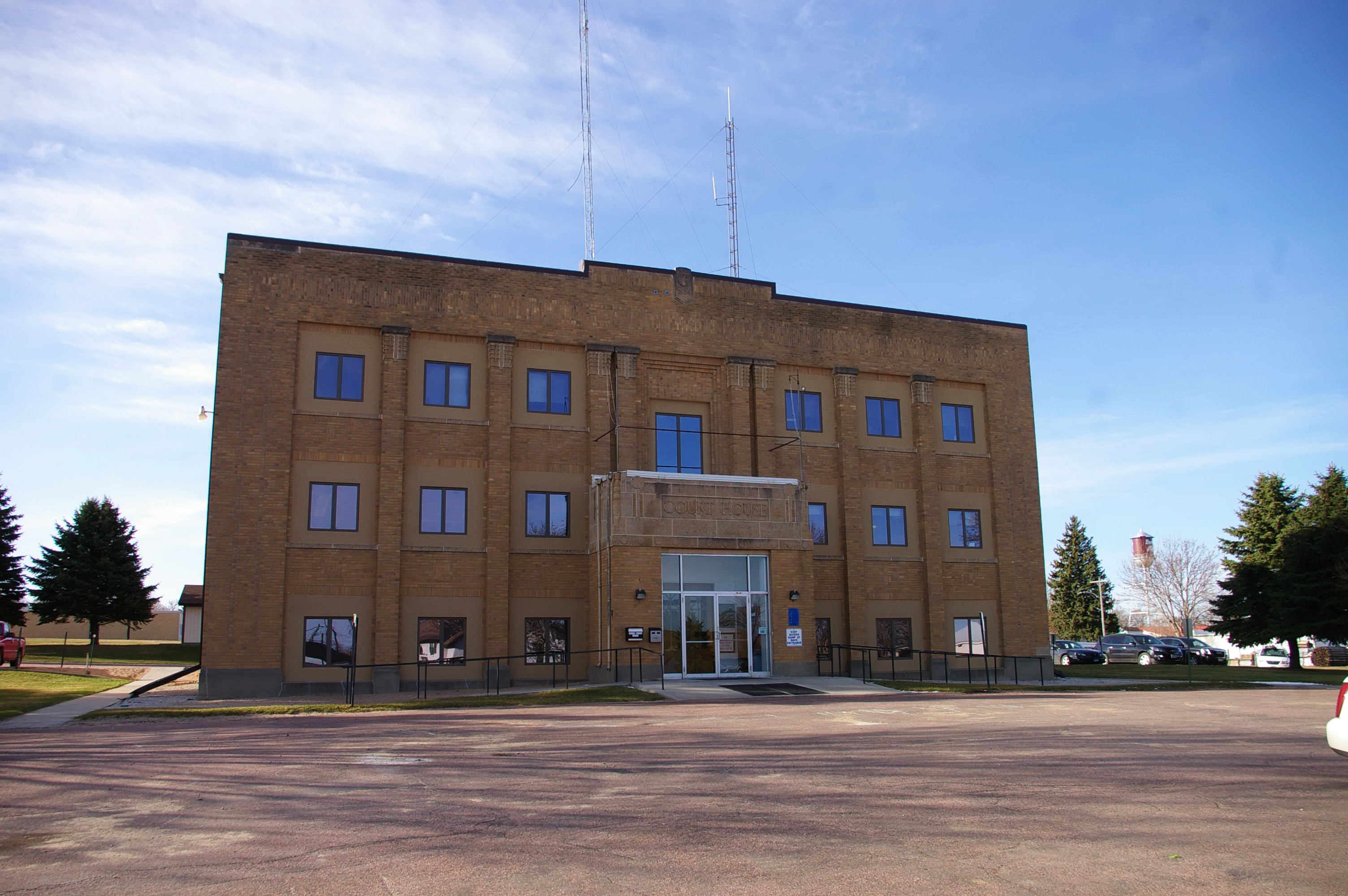 Gregory County Us Courthouses