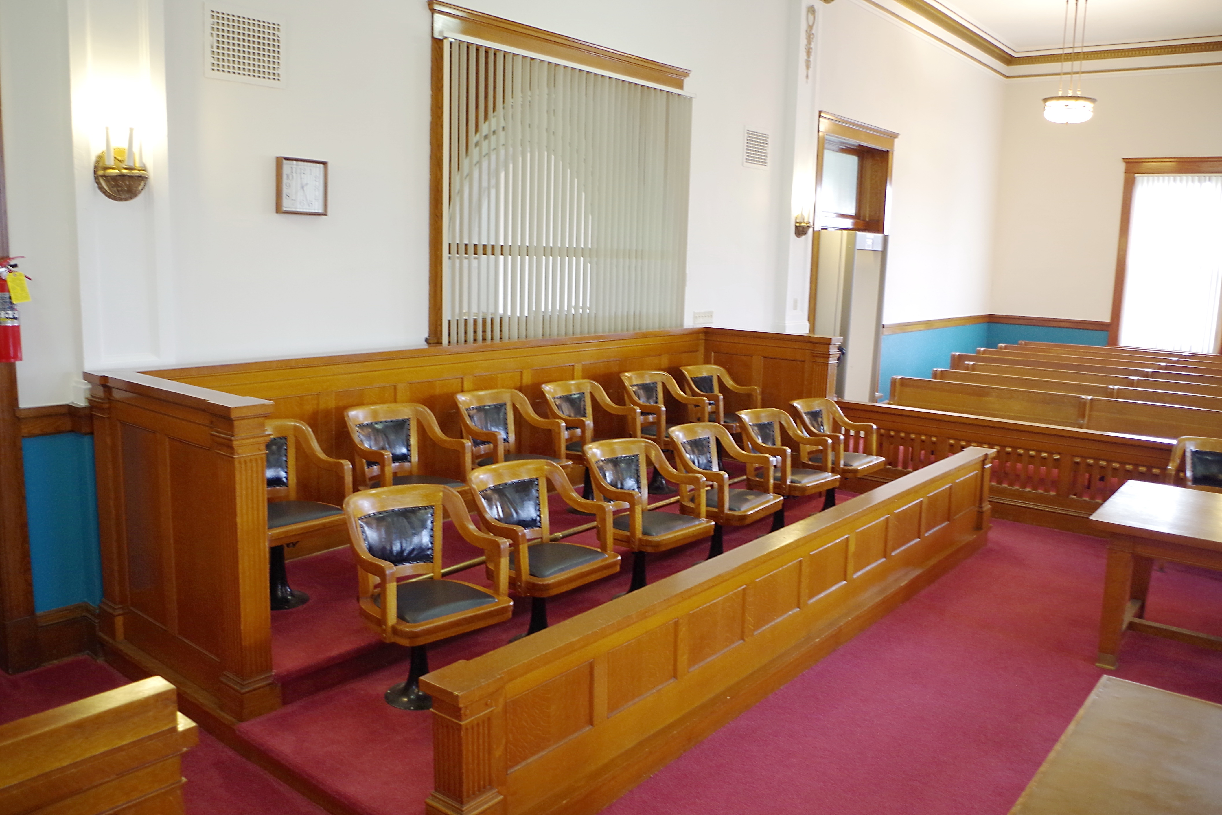 Deuel County Us Courthouses