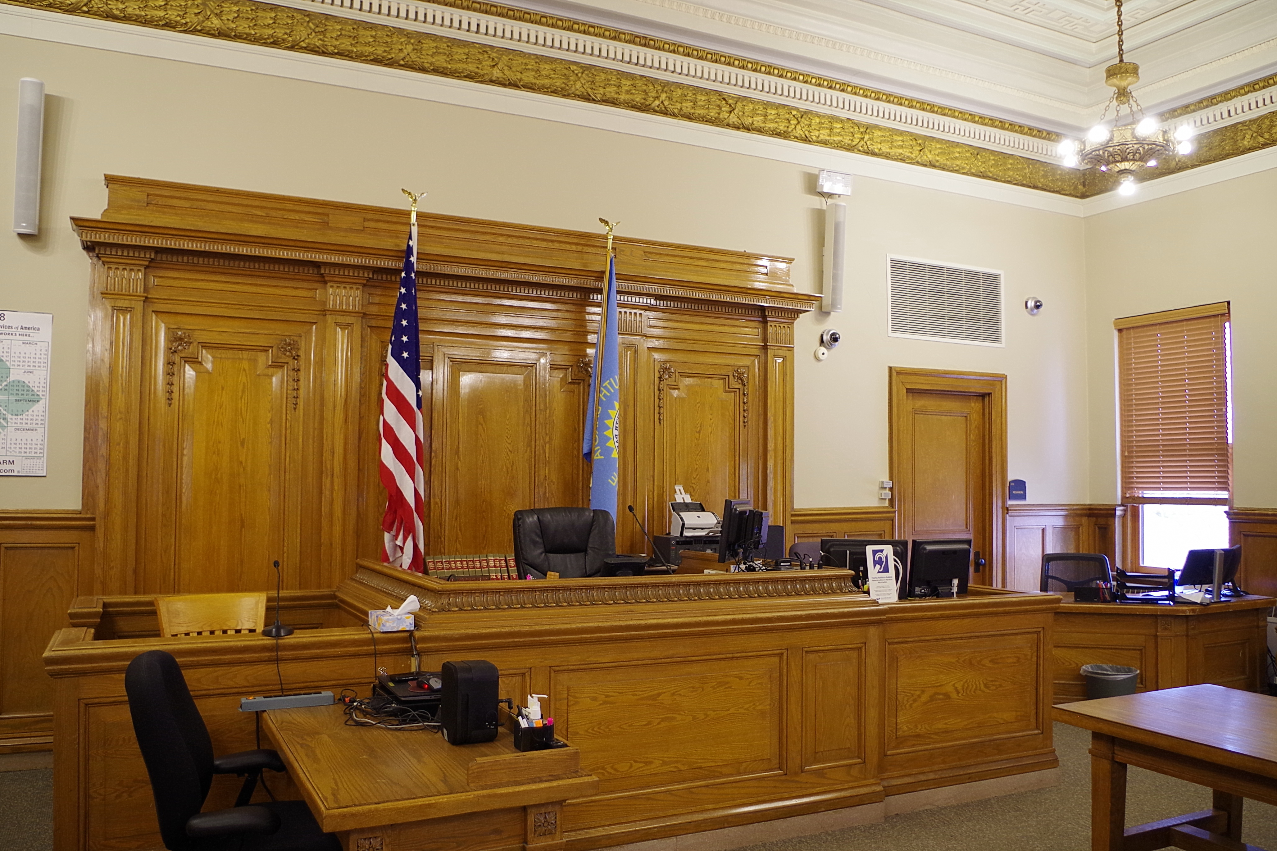 Brookings County Us Courthouses