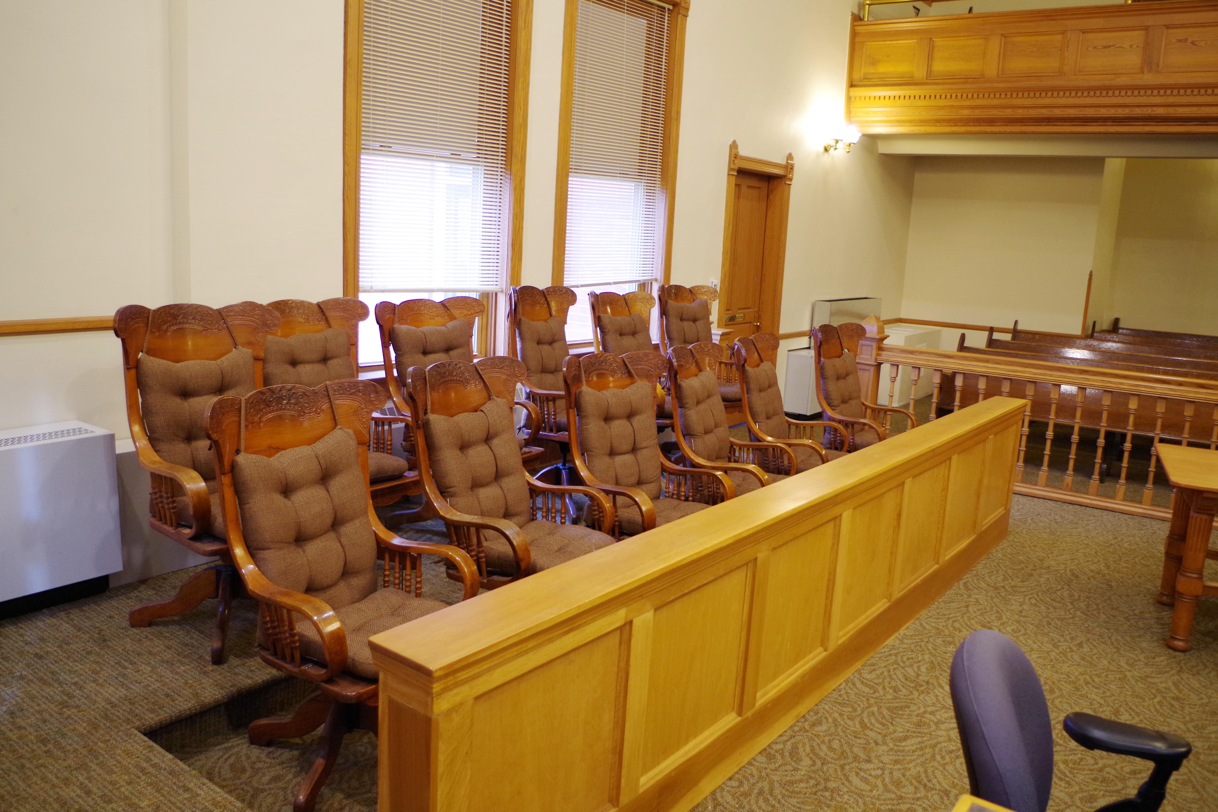 Kingsbury County Us Courthouses
