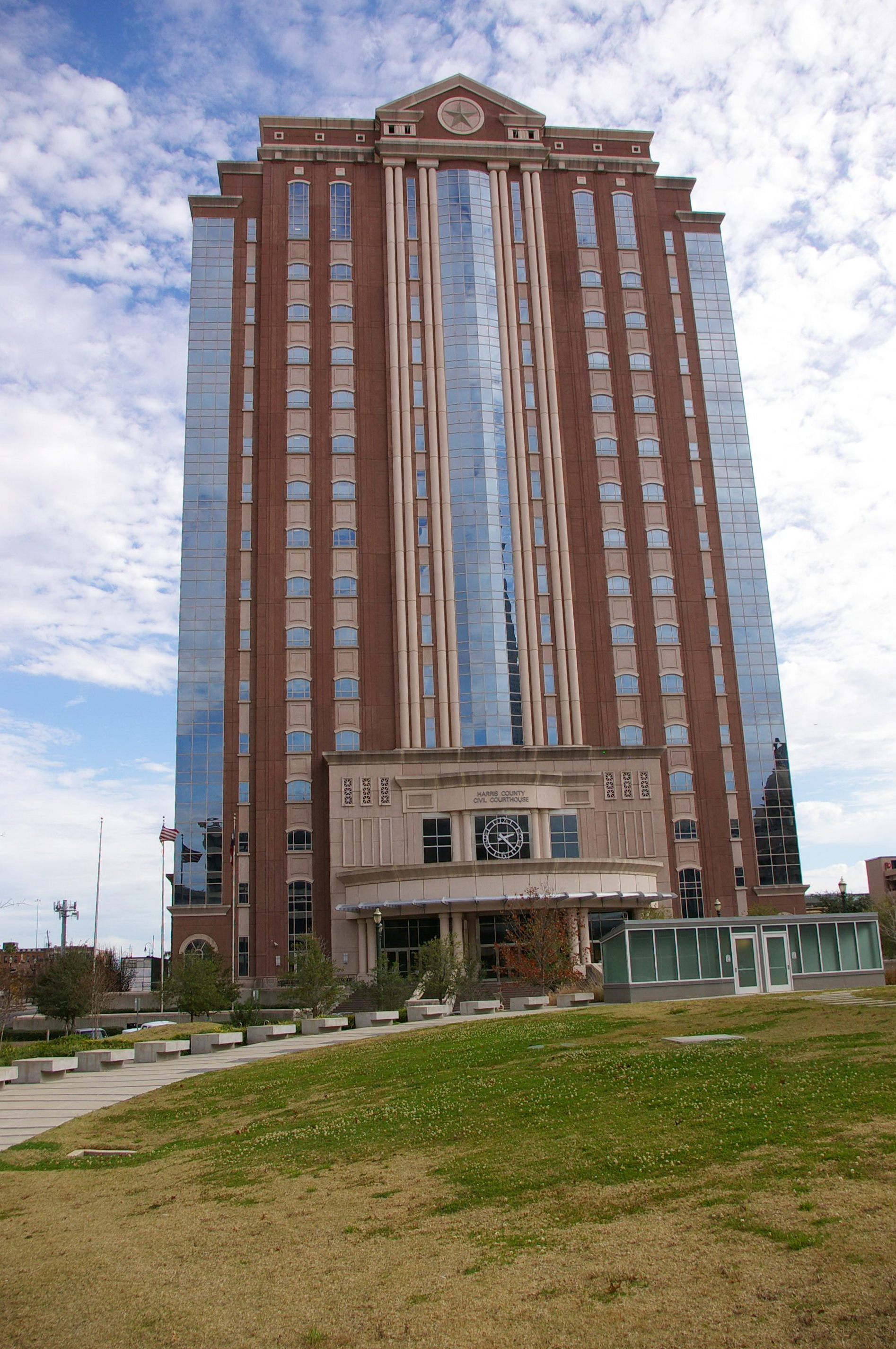 Harris County Us Courthouses