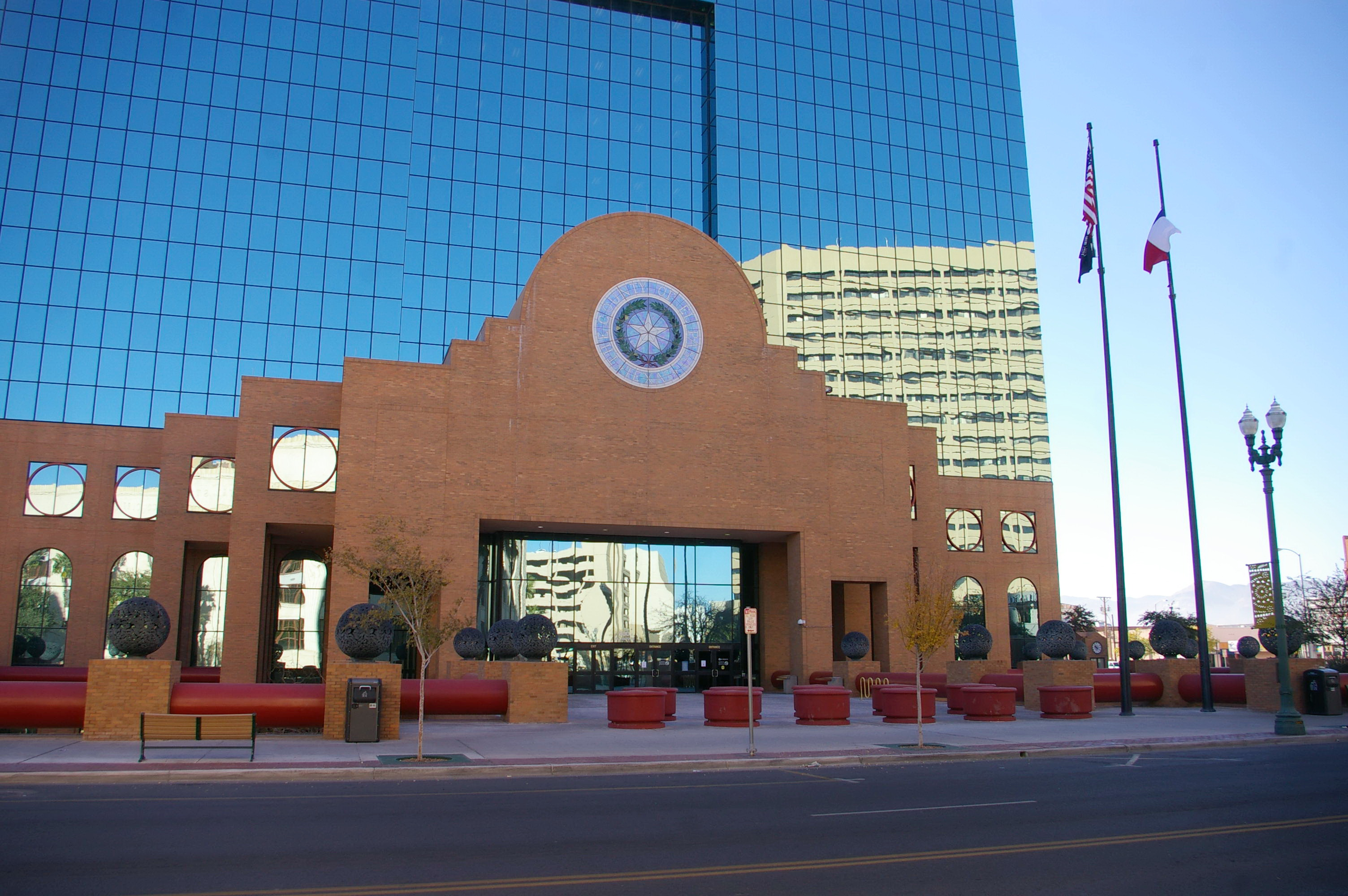 el paso county courthouse - HD 3008×2000