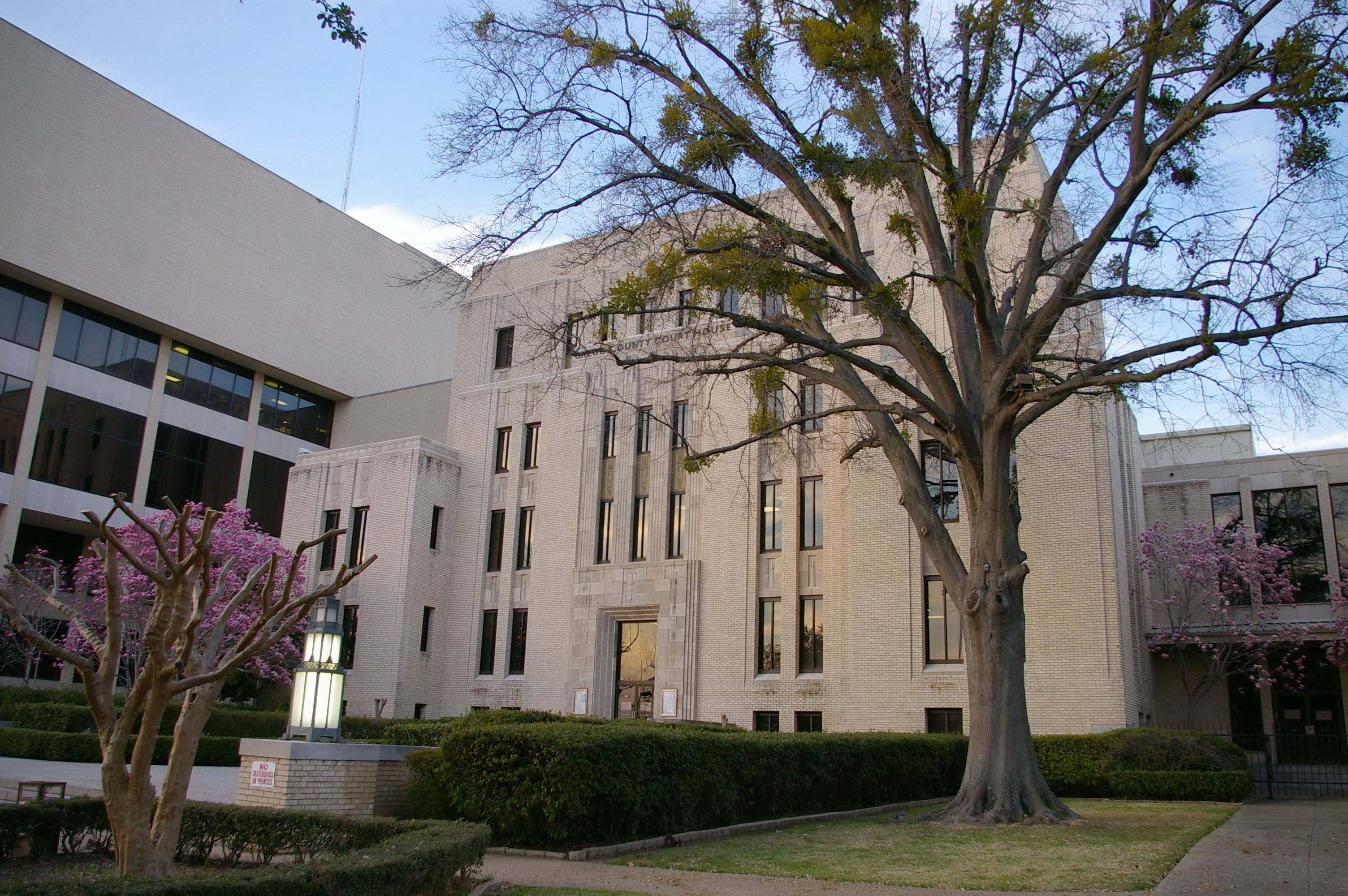 Gregg County | US Courthouses