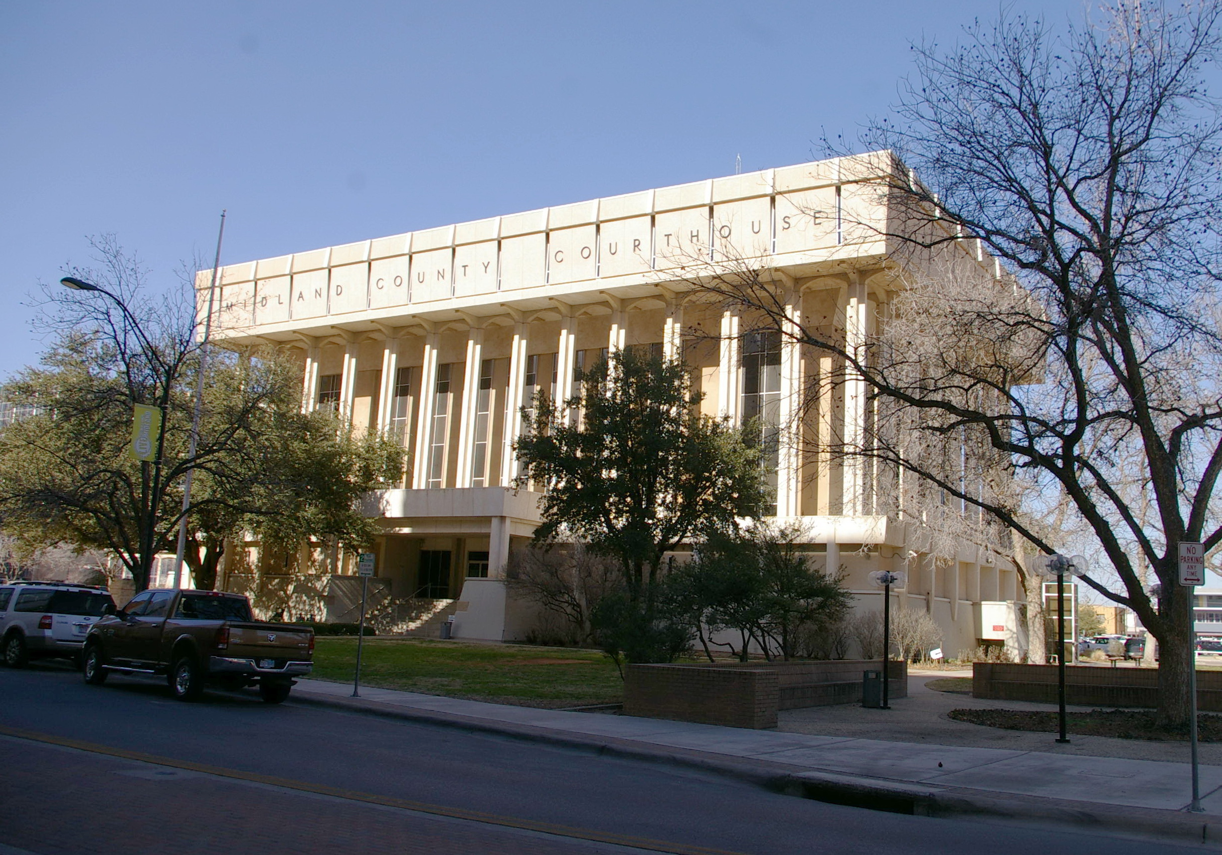 Midland County | US Courthouses