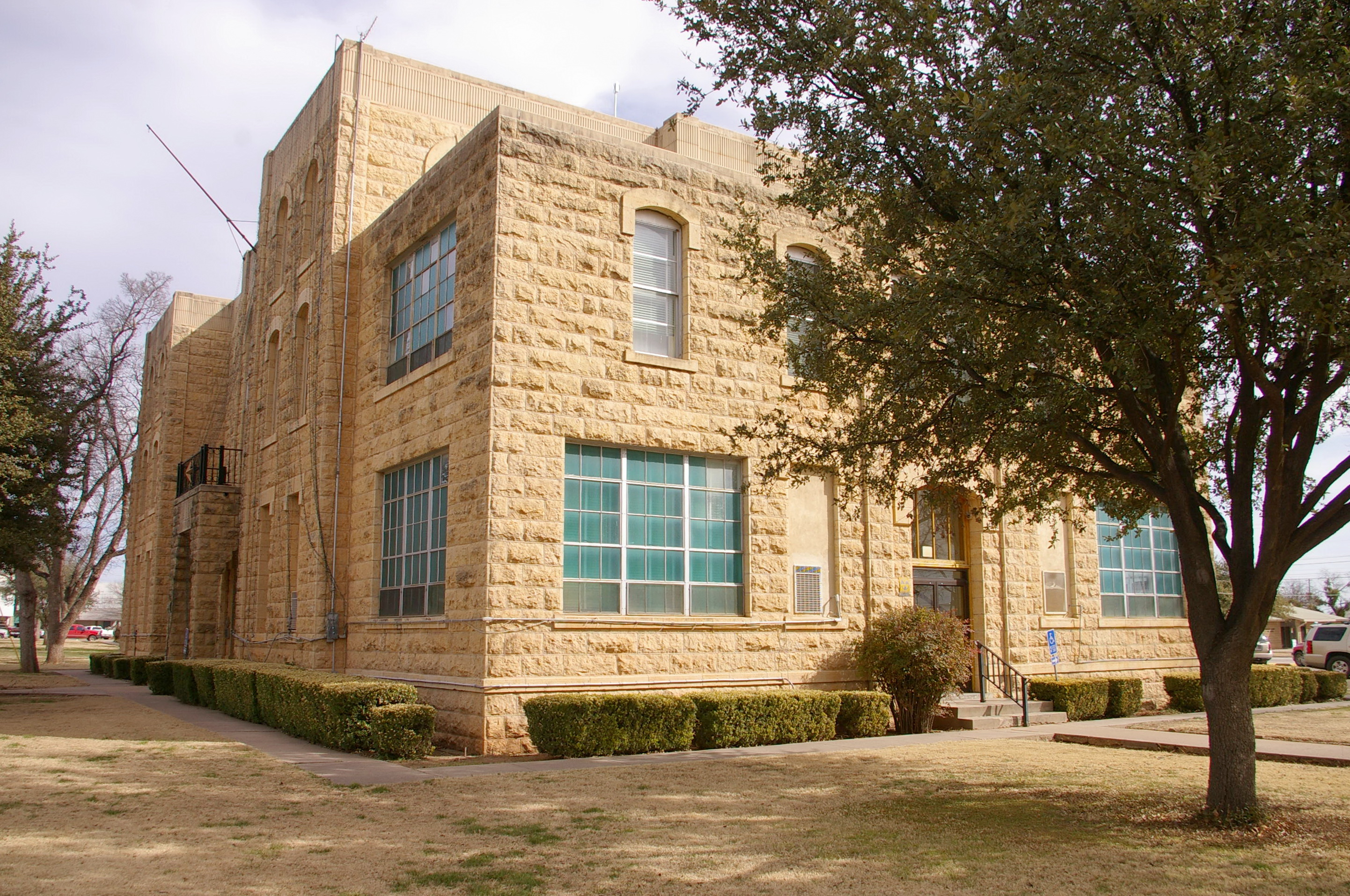 Runnels County Us Courthouses